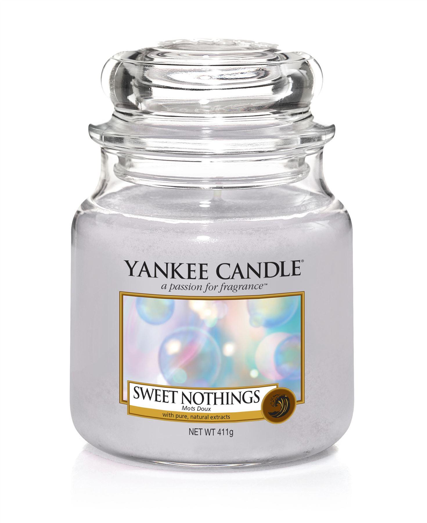 Yankee-Candle-Medium-Jar-Classic-Housewarmer-Including-New-2018-Scents