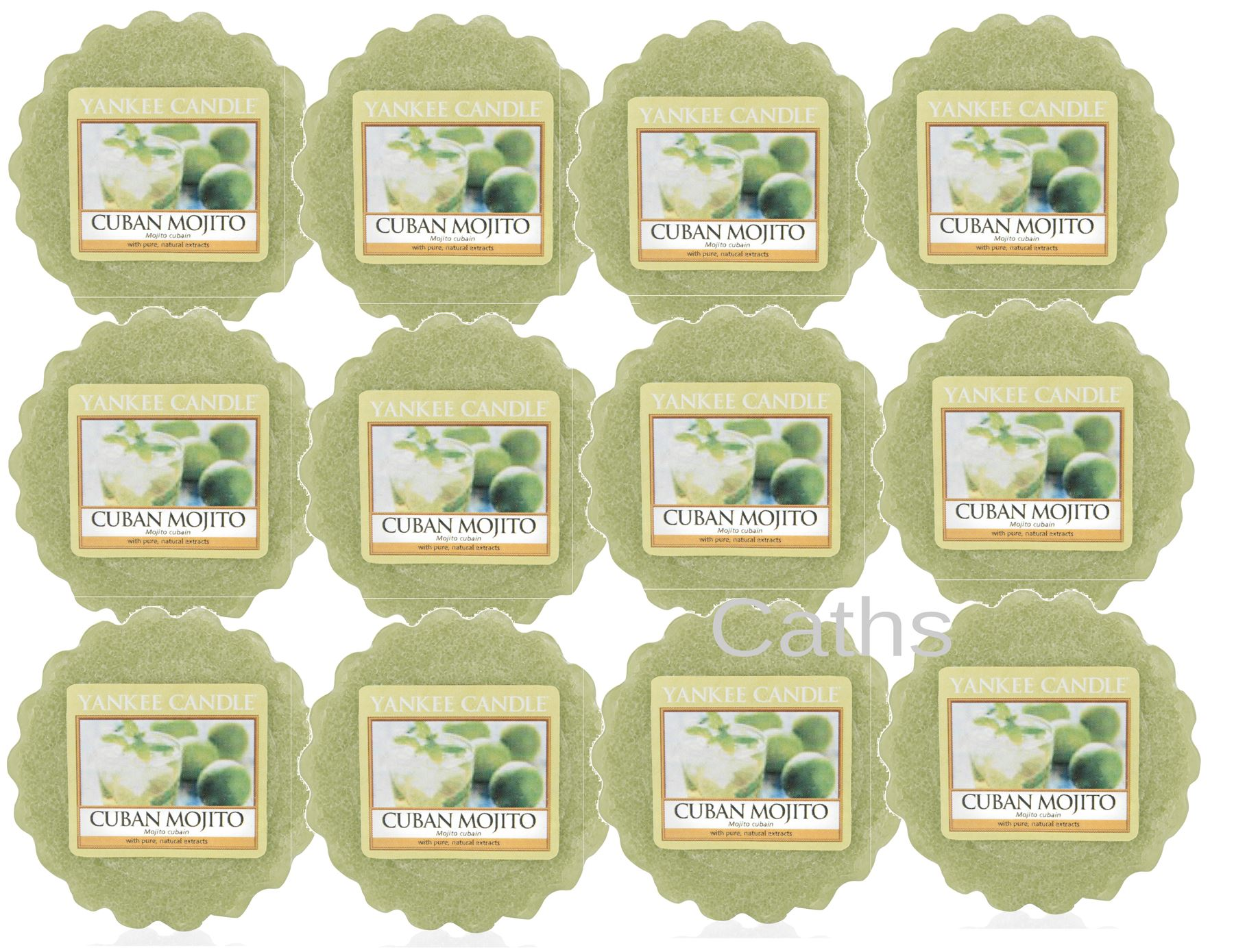 Yankee-Candle-Wax-Tart-Melts-pack-of-12-Select-Your-Fragrance