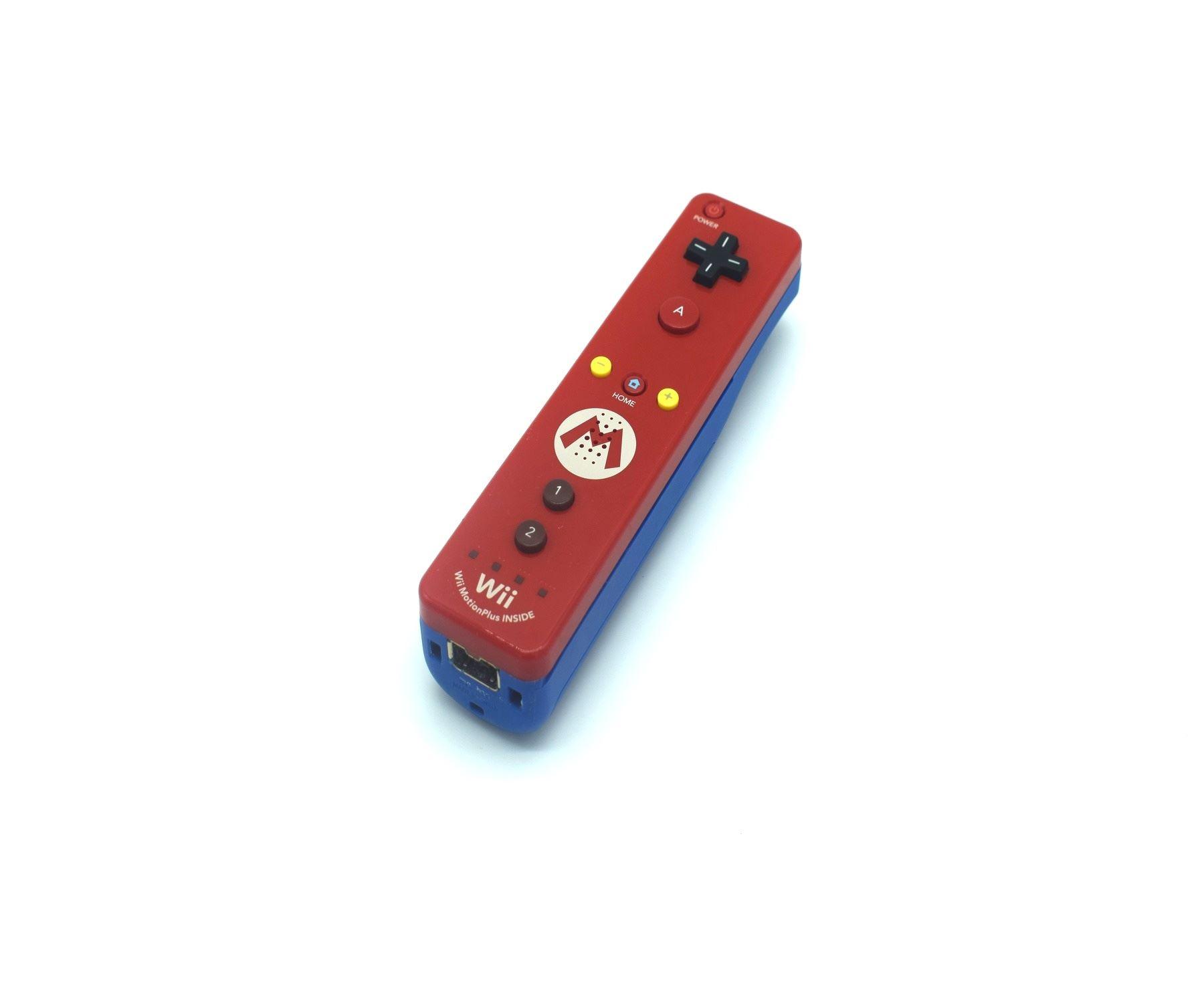 Official-Nintendo-Wii-amp-Remote-U-Plus-Genuine-Original-Controller miniatuur 11