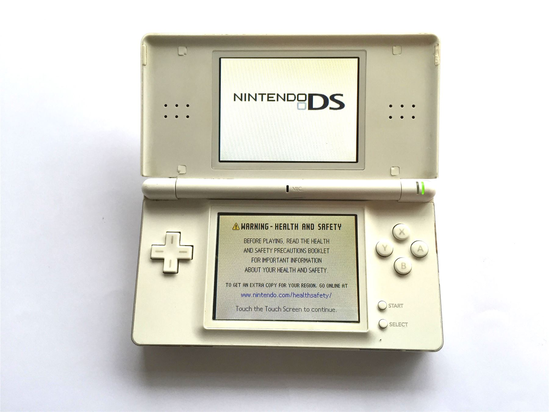 Nintendo-DS-Lite-Console-Handheld-Video-Game-System-NDSL-DS-NDS-DSL-8-Colours thumbnail 47