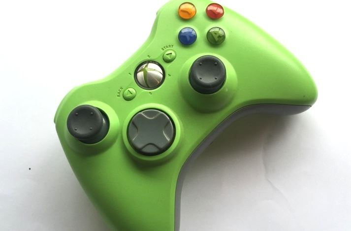 Official-Original-Genuine-Microsoft-Xbox-360-Controller-Pads-Various-Colours thumbnail 46