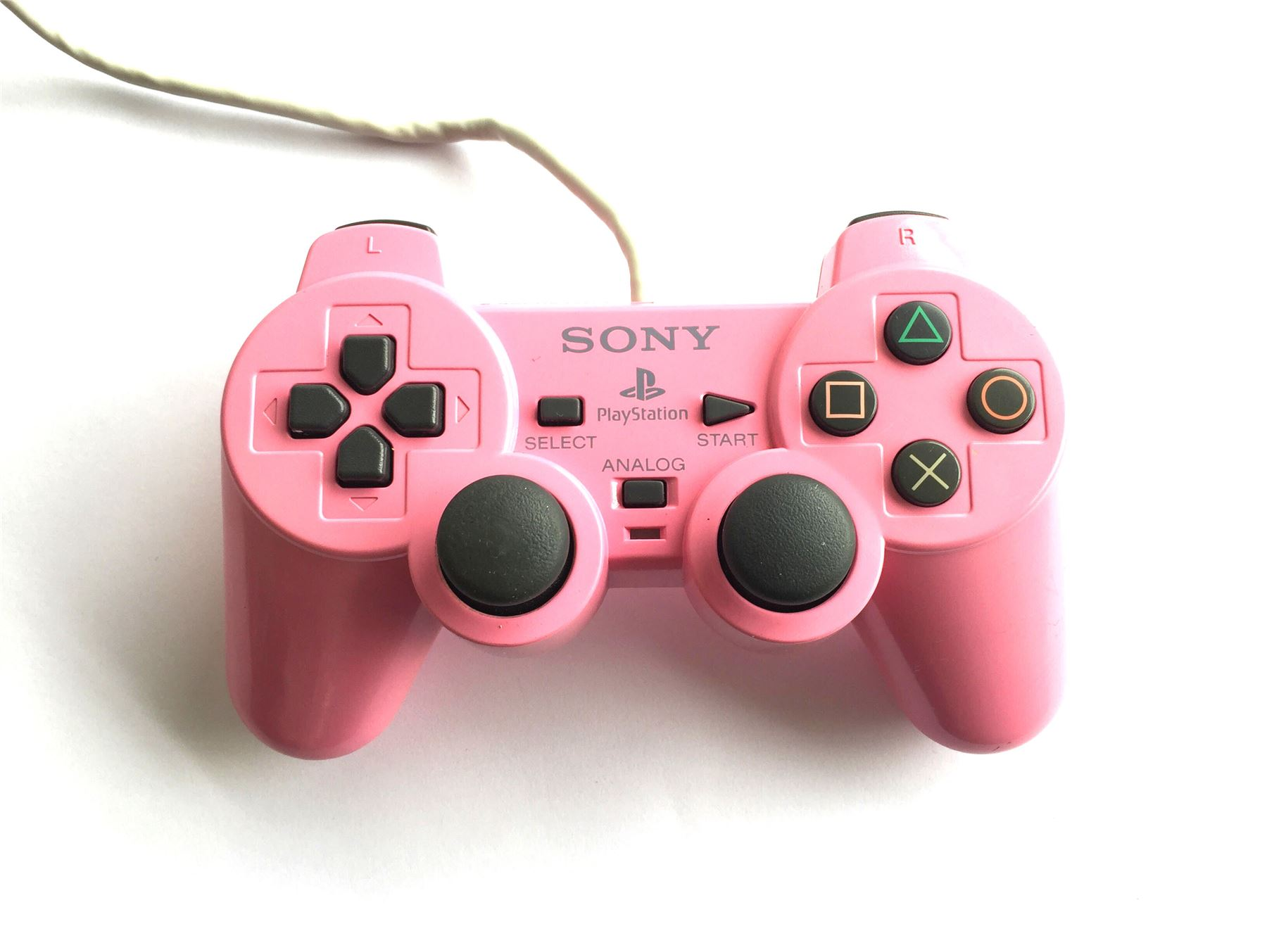 Original-Official-Sony-Dual-Shock-2-PS2-Wired-Controller-Pad-Multiple-Colours thumbnail 15