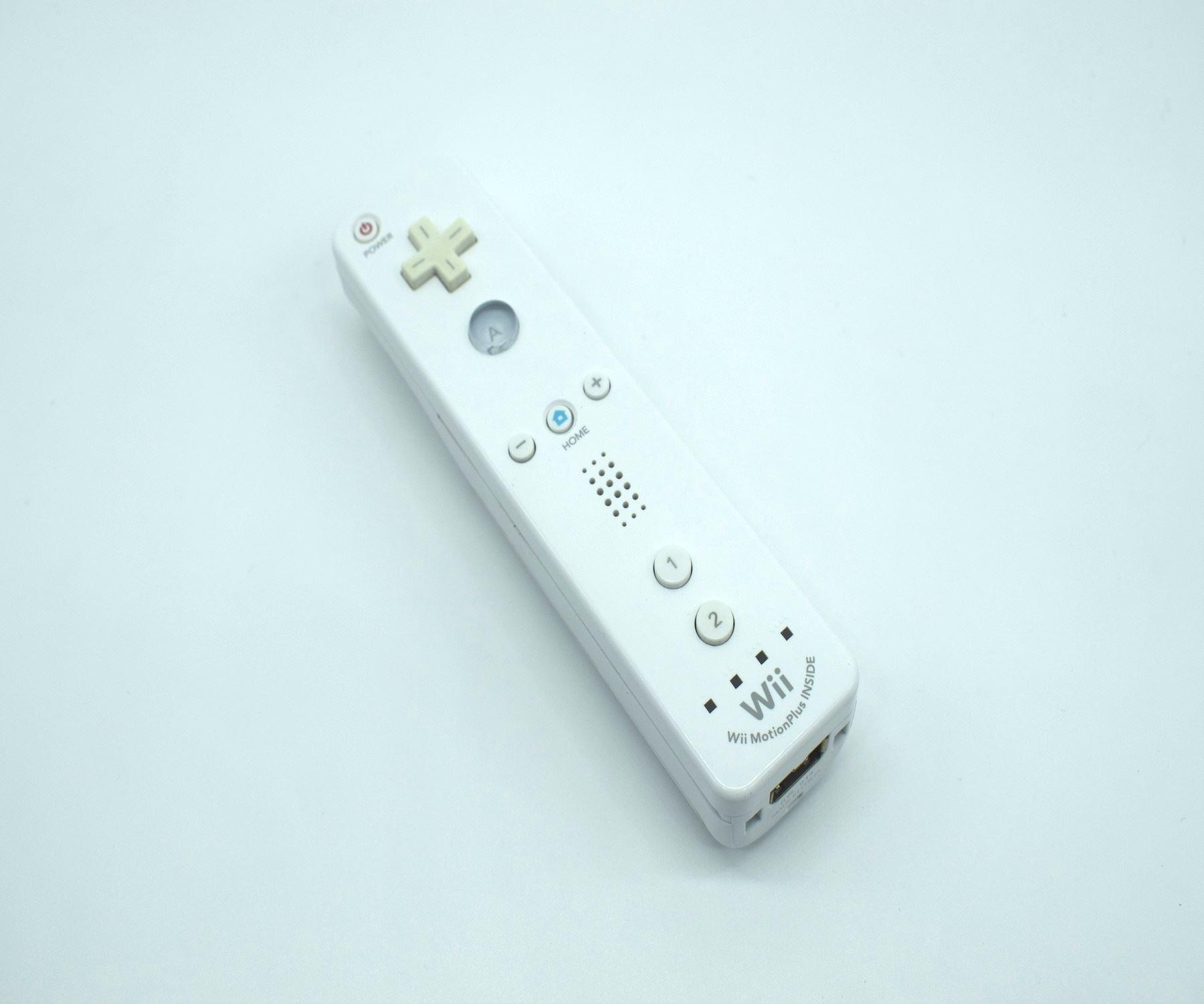 Official-Nintendo-Wii-amp-Remote-U-Plus-Genuine-Original-Controller miniatuur 57