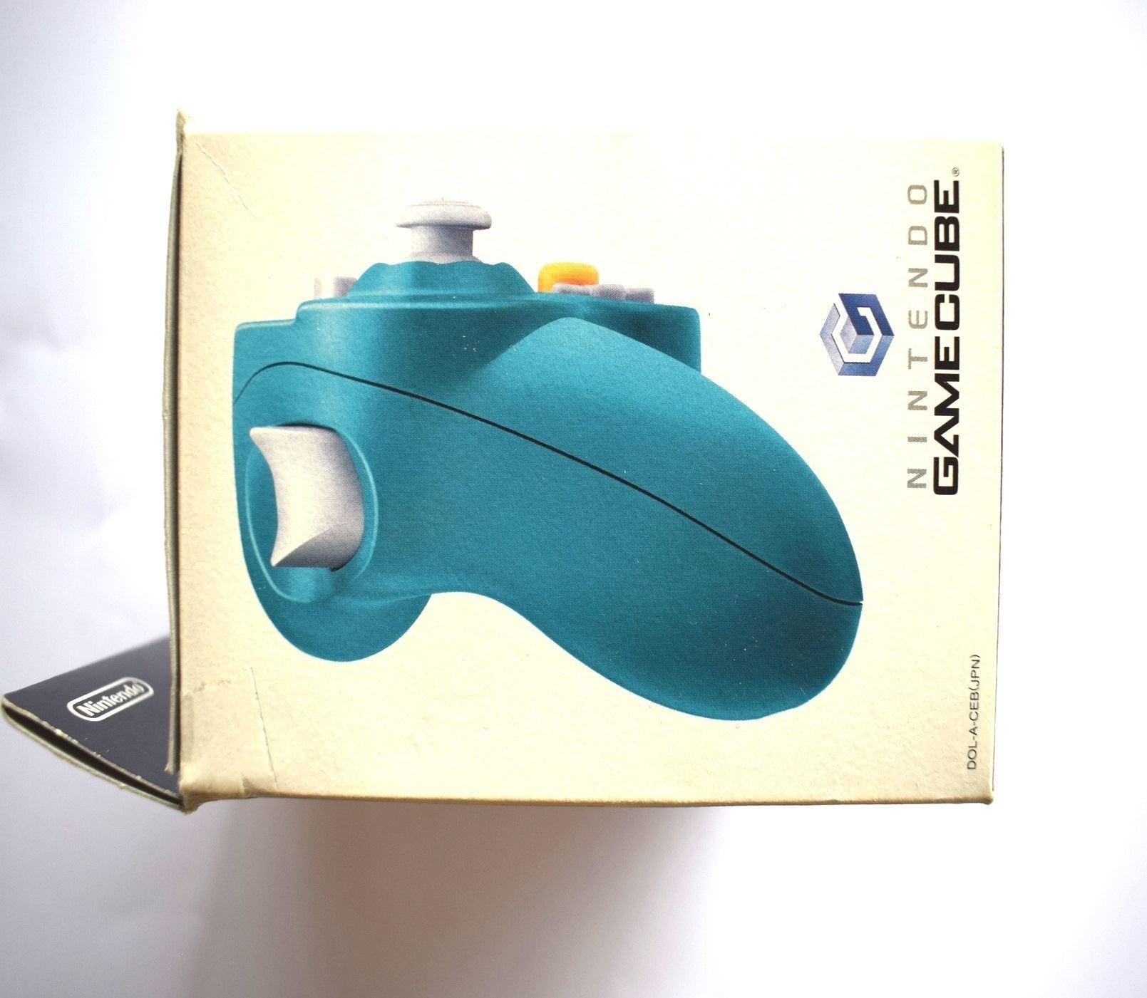 Nintendo-Gamecube-Ufficiale-Originale-Controller-Vari-Colori-Disponibile thumbnail 26