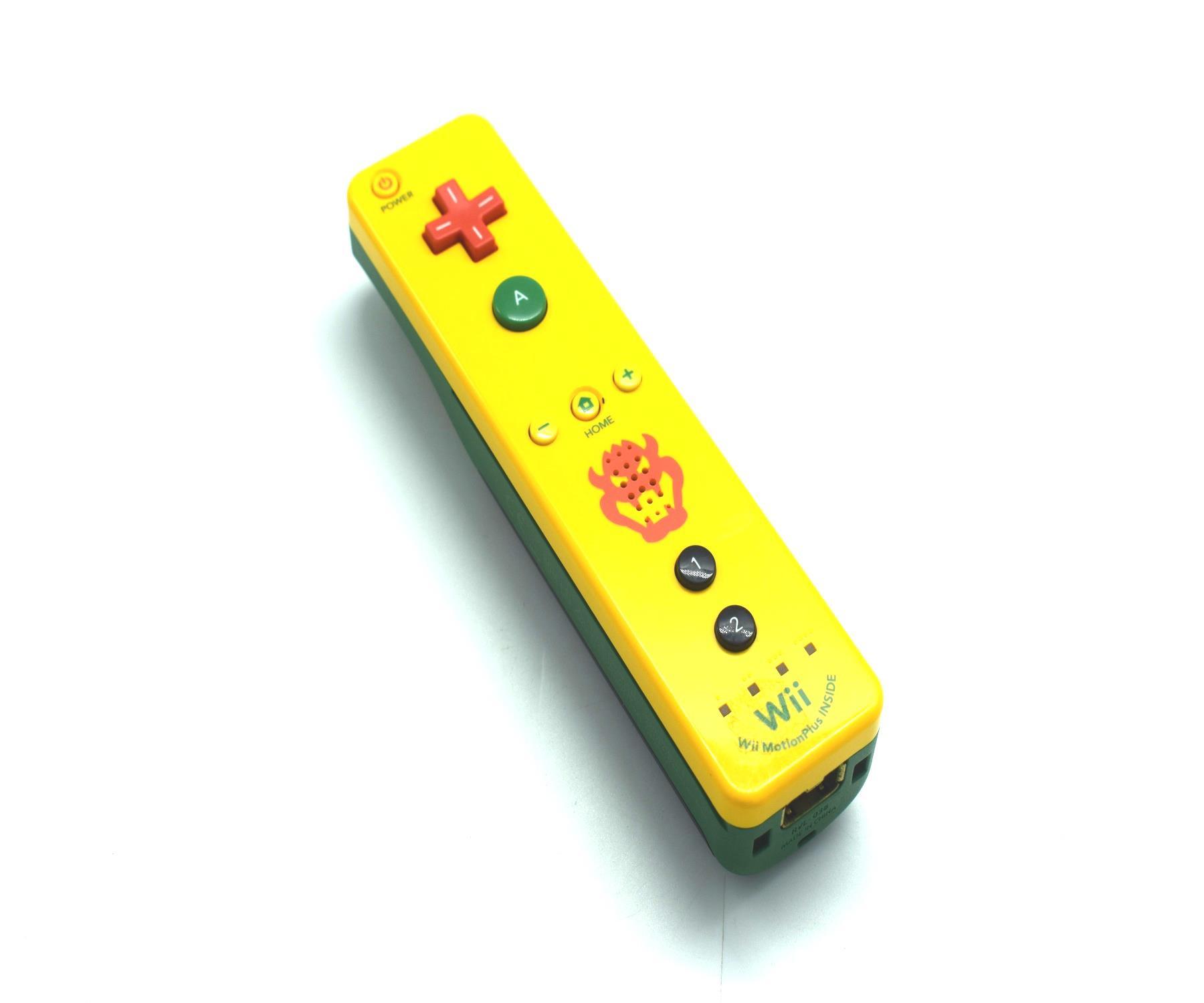 Official-Nintendo-Wii-amp-Remote-U-Plus-Genuine-Original-Controller miniatuur 7