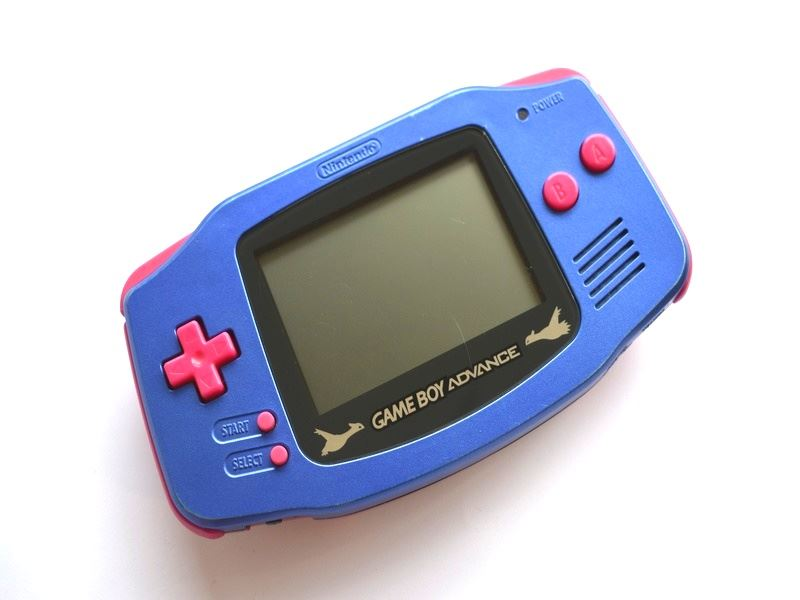 Nintendo-Gameboy-Advance-GBA-Handheld-Console-System-8-Colours-Available thumbnail 10
