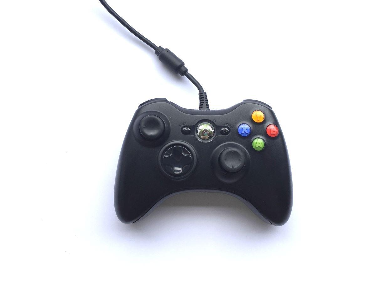 Official-Original-Genuine-Microsoft-Xbox-360-Controller-Pads-Various-Colours thumbnail 8