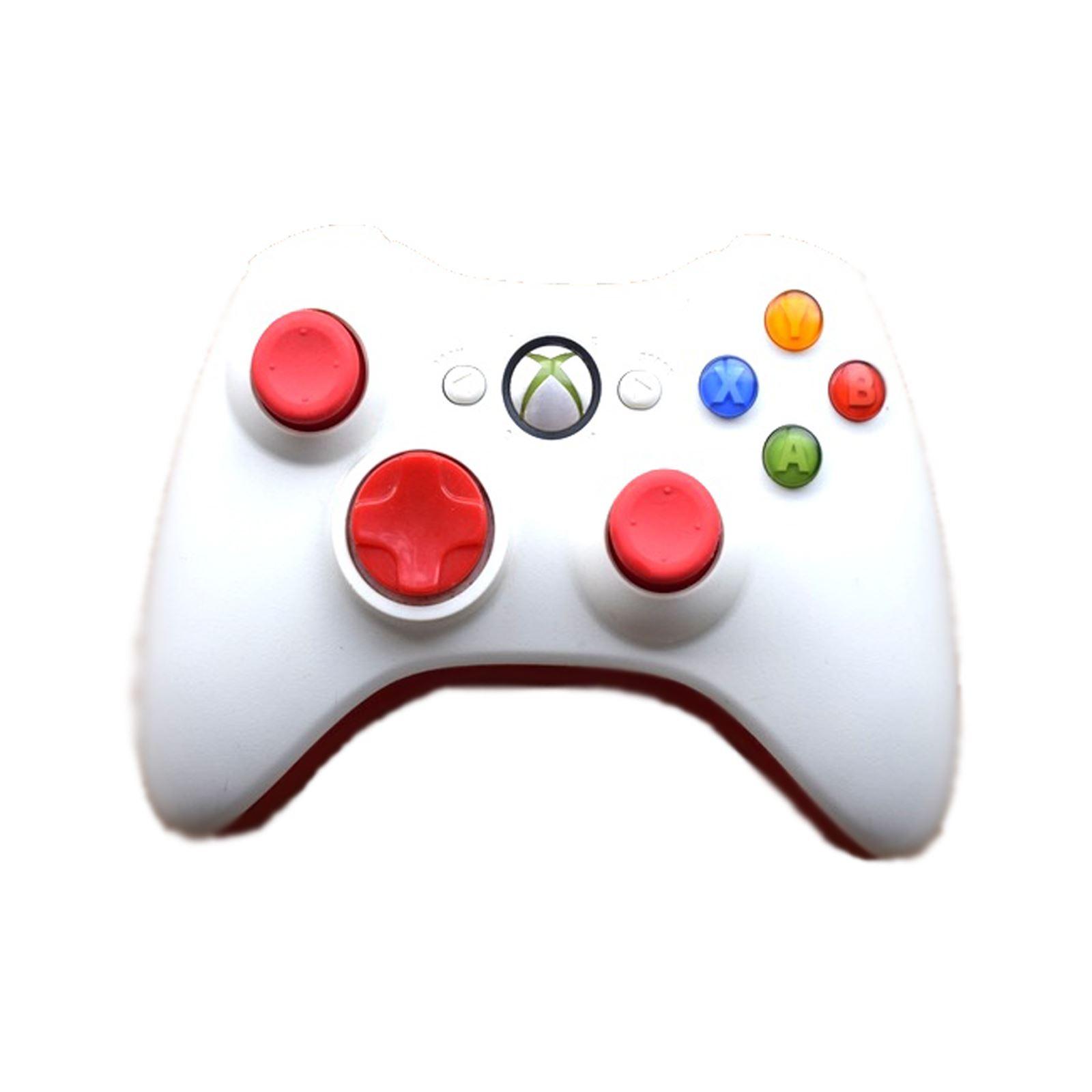 Official-Original-Genuine-Microsoft-Xbox-360-Controller-Pads-Various-Colours thumbnail 57