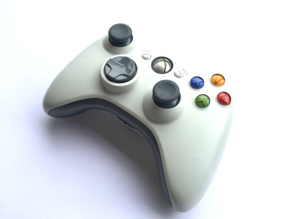 Official-Original-Genuine-Microsoft-Xbox-360-Controller-Pads-Various-Colours thumbnail 56
