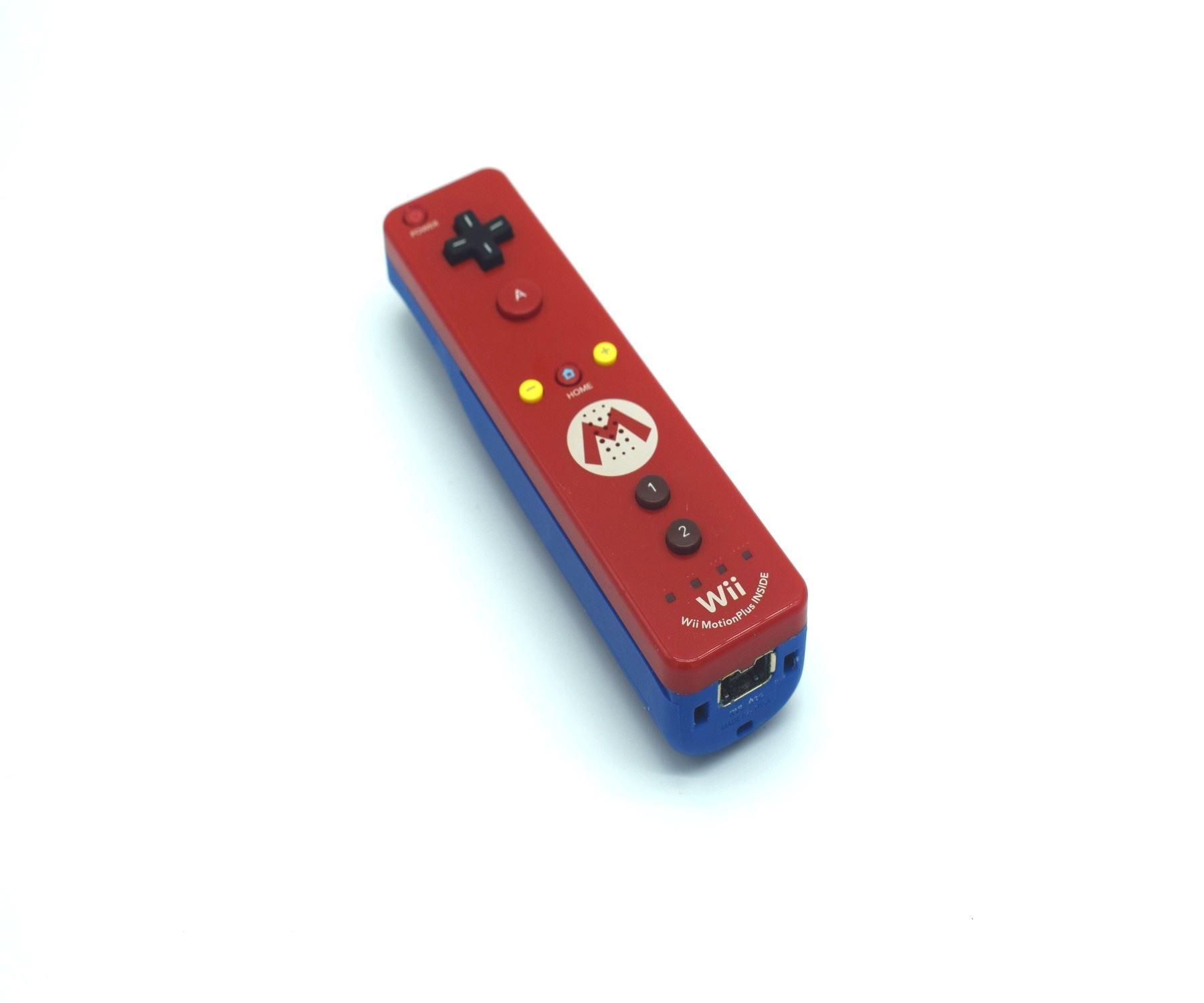 Official-Nintendo-Wii-amp-Remote-U-Plus-Genuine-Original-Controller miniatuur 10
