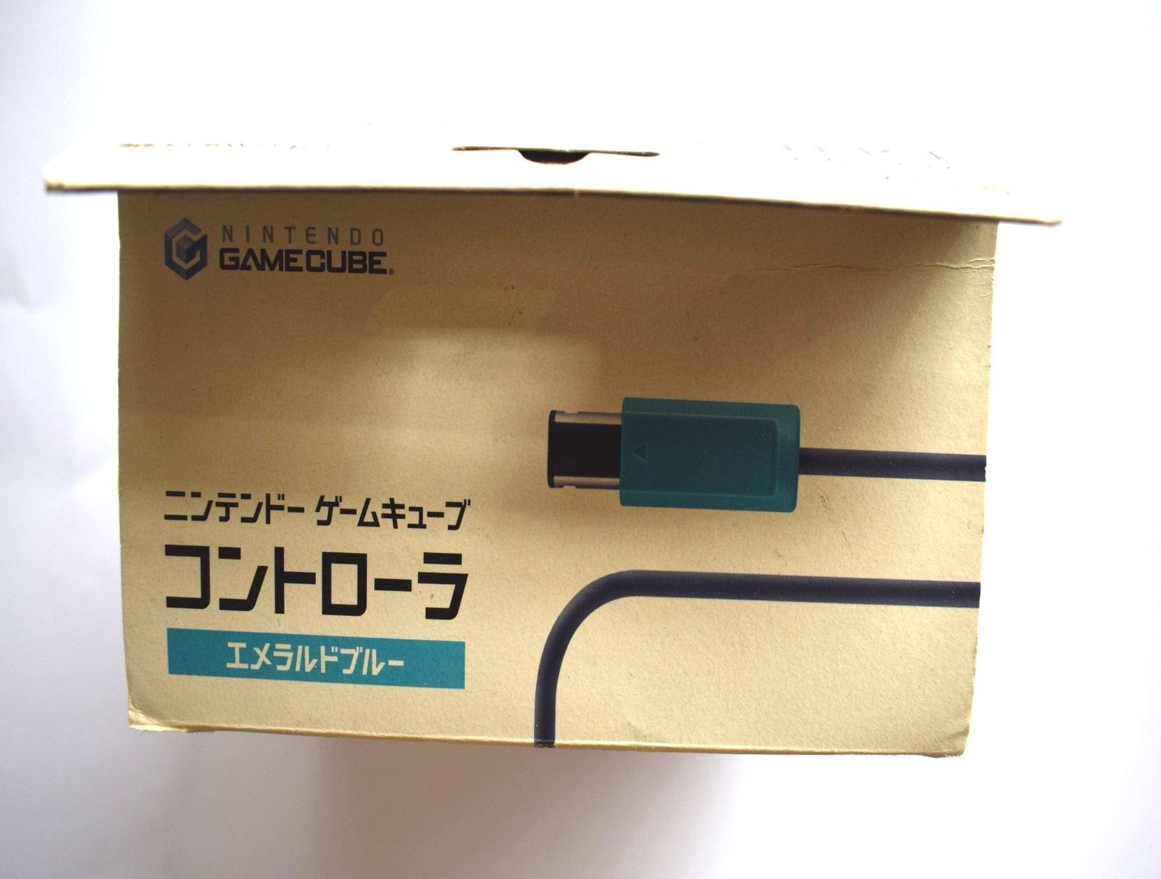 Nintendo-Gamecube-Ufficiale-Originale-Controller-Vari-Colori-Disponibile thumbnail 23