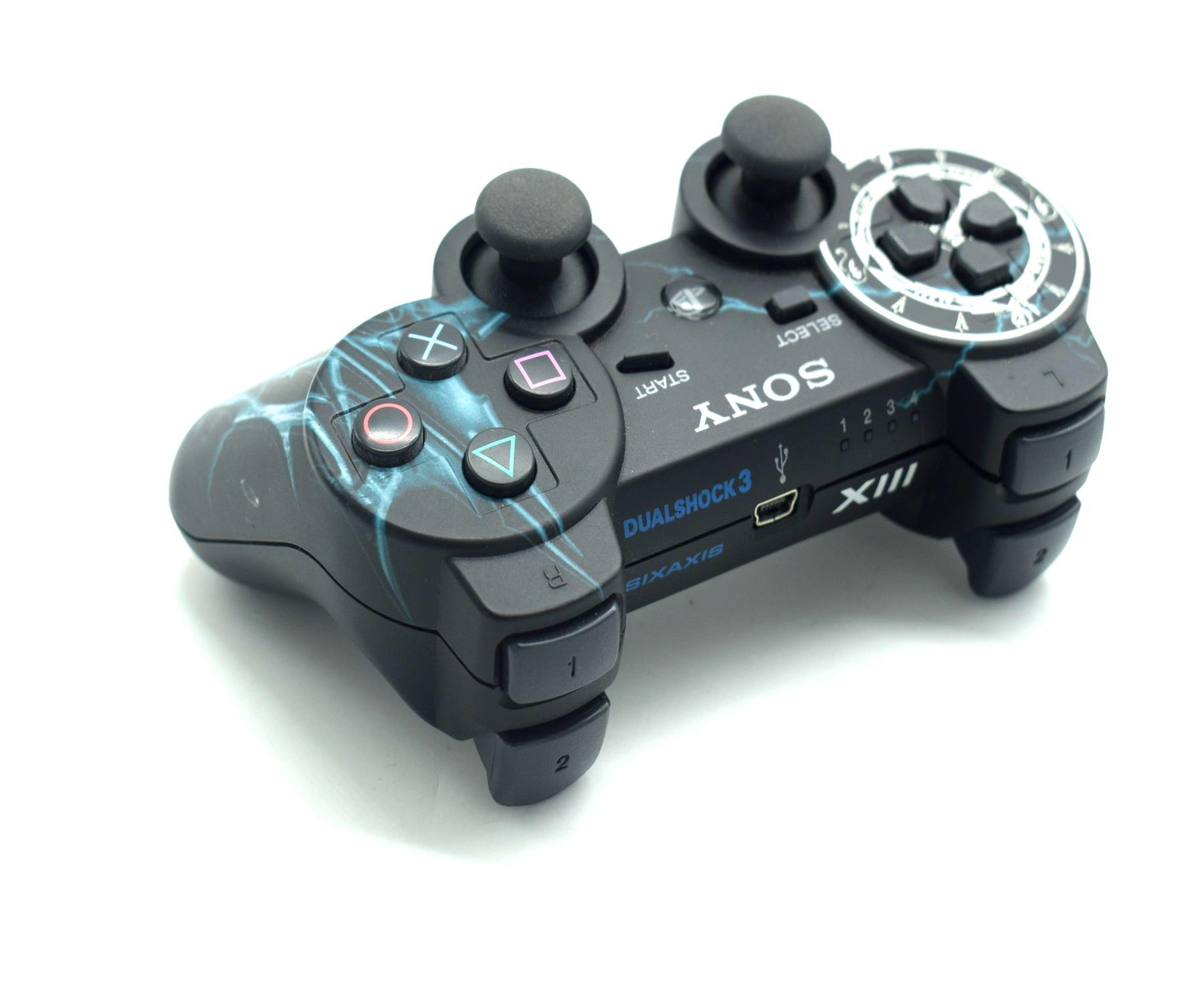 Official-Original-Sony-Playstation-Dual-Shock-3-PS3-Controller-Multiple-Colours thumbnail 35