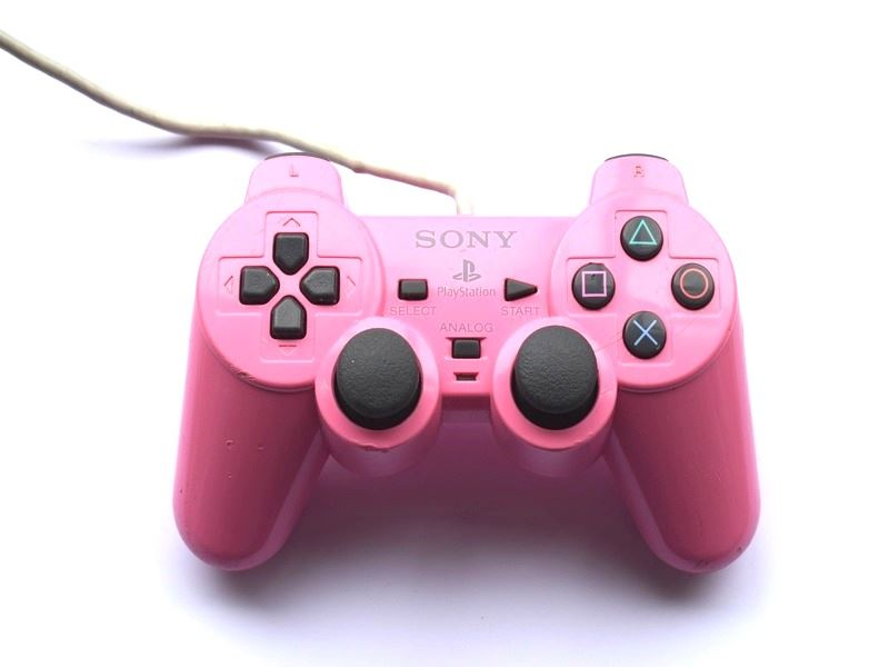 Original-Official-Sony-Dual-Shock-2-PS2-Wired-Controller-Pad-Multiple-Colours thumbnail 16