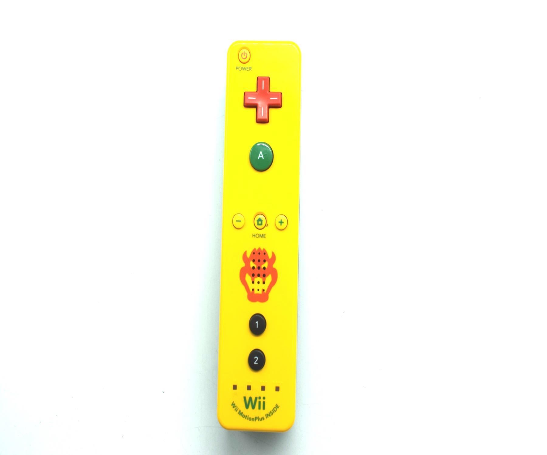 Official-Nintendo-Wii-amp-Remote-U-Plus-Genuine-Original-Controller miniatuur 8