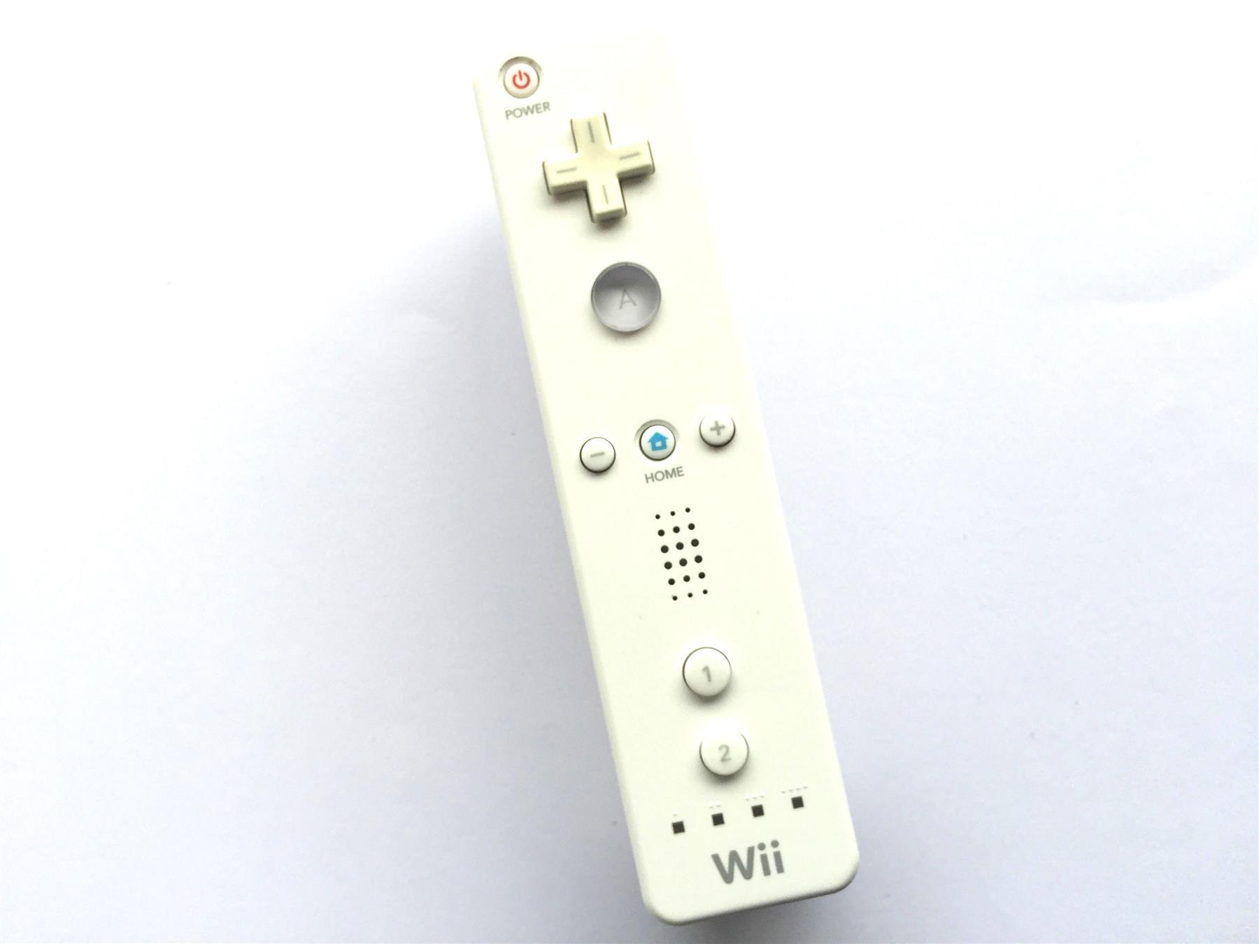Official-Nintendo-Wii-amp-Remote-U-Plus-Genuine-Original-Controller miniatuur 85