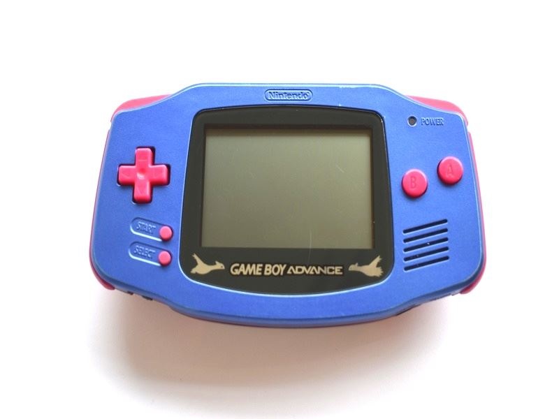 Nintendo-Gameboy-Advance-GBA-Handheld-Console-System-8-Colours-Available thumbnail 11