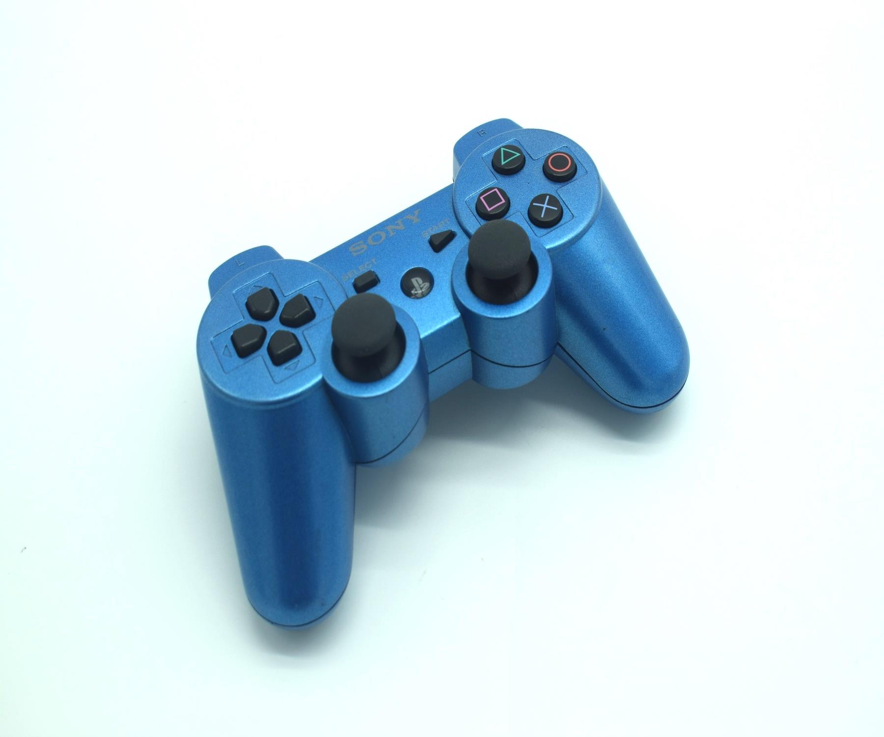 Official-Original-Sony-Playstation-Dual-Shock-3-PS3-Controller-Multiple-Colours thumbnail 69
