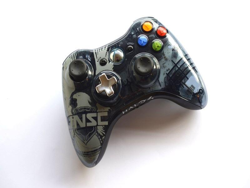 Official-Original-Genuine-Microsoft-Xbox-360-Controller-Pads-Various-Colours thumbnail 36