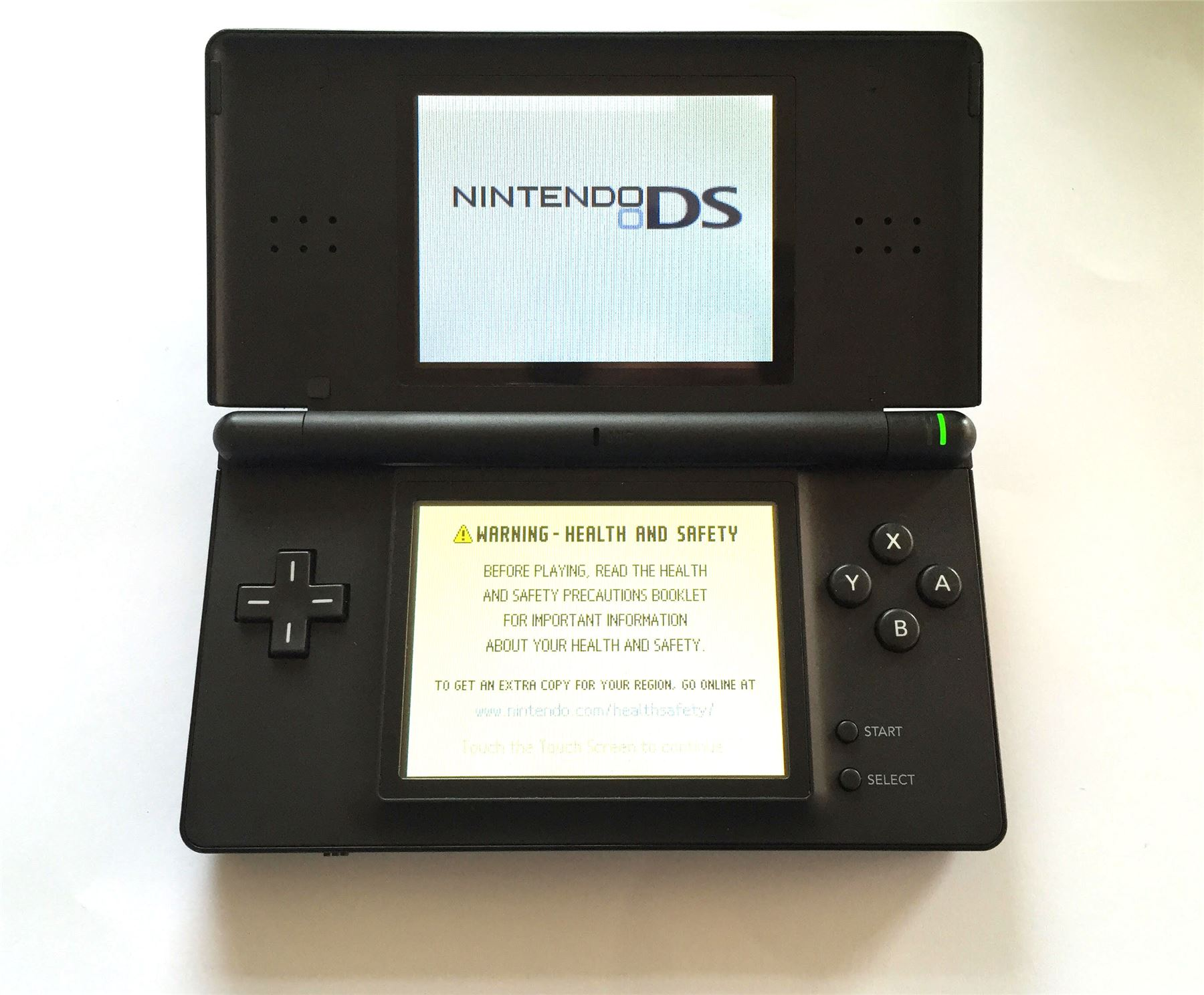Nintendo-DS-Lite-Console-Handheld-Video-Game-System-NDSL-DS-NDS-DSL-8-Colours thumbnail 15
