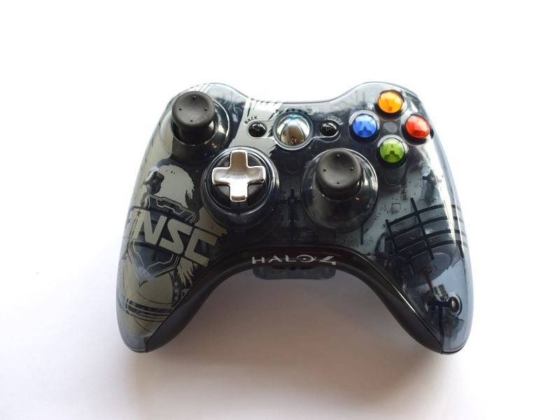 Official-Original-Genuine-Microsoft-Xbox-360-Controller-Pads-Various-Colours thumbnail 35