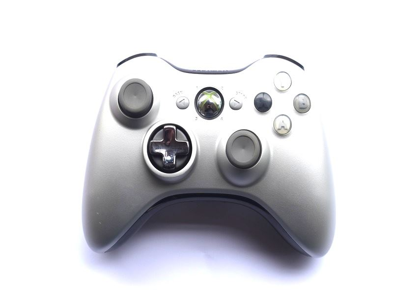 Official-Original-Genuine-Microsoft-Xbox-360-Controller-Pads-Various-Colours thumbnail 51