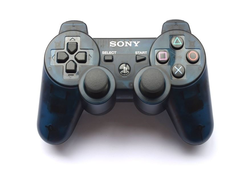 Official-Original-Sony-Playstation-Dual-Shock-3-PS3-Controller-Multiple-Colours thumbnail 17