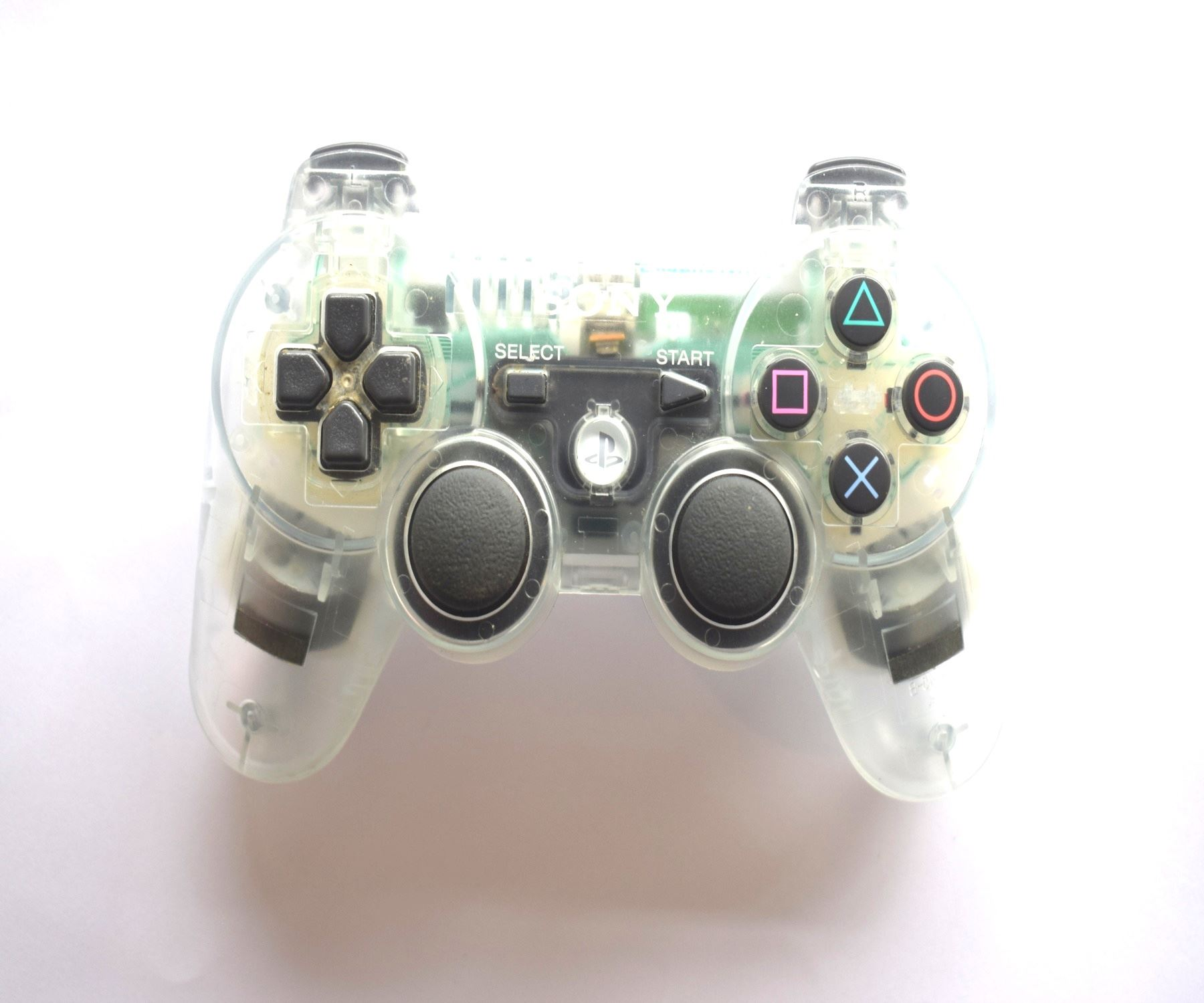 Official-Original-Sony-Playstation-Dual-Shock-3-PS3-Controller-Multiple-Colours thumbnail 18