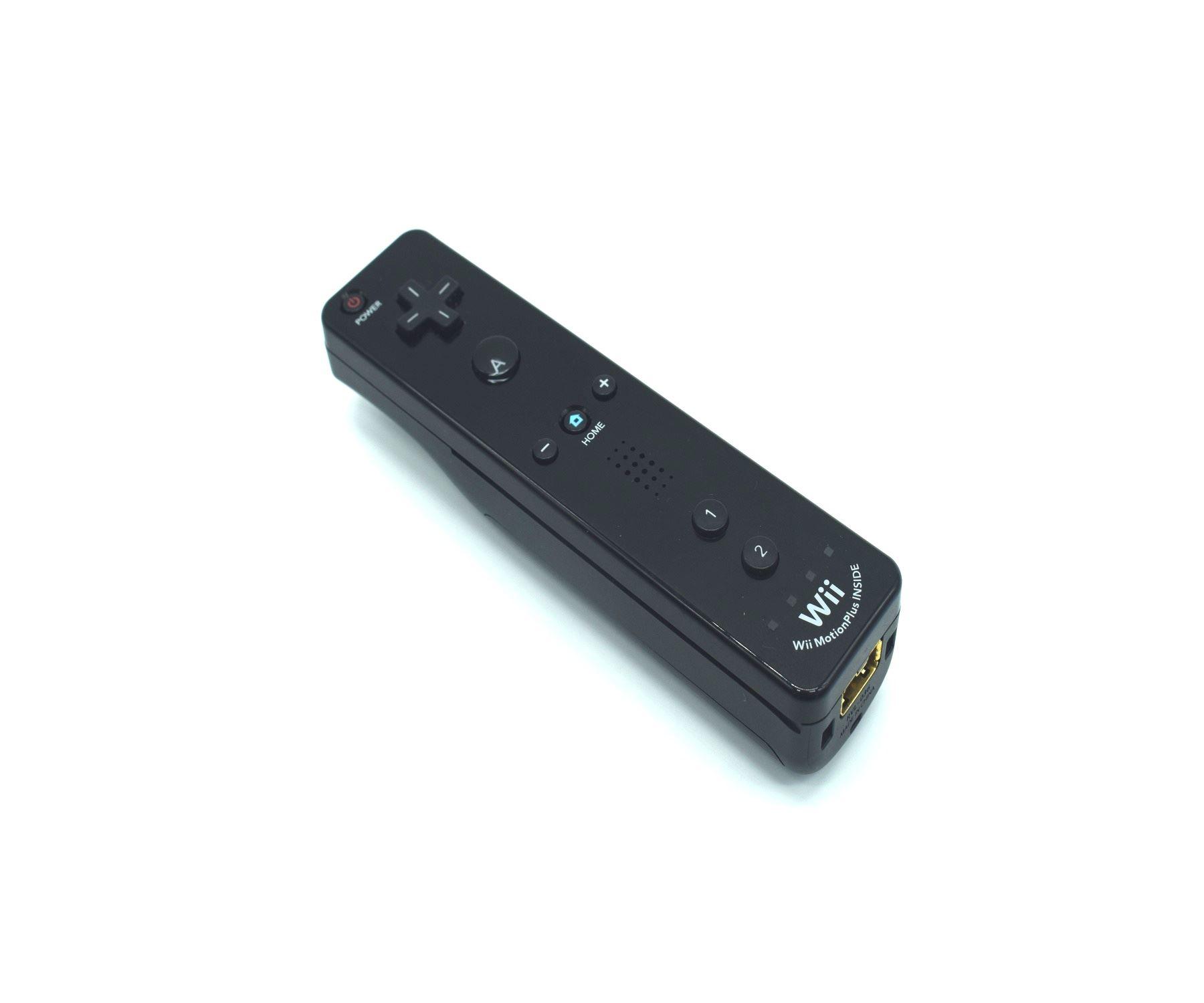 Official-Nintendo-Wii-amp-Remote-U-Plus-Genuine-Original-Controller miniatuur 47