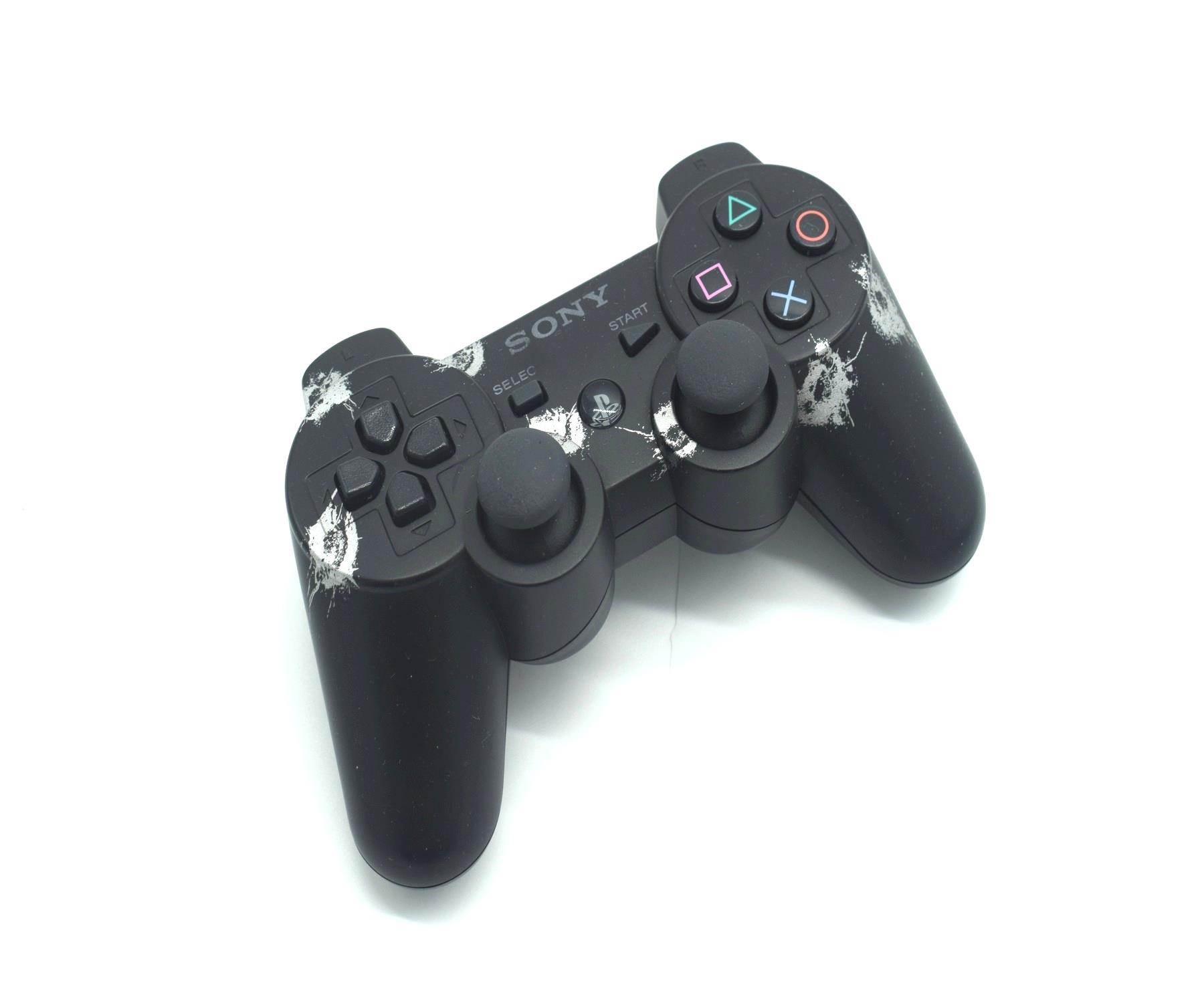 Official-Original-Sony-Playstation-Dual-Shock-3-PS3-Controller-Multiple-Colours thumbnail 52
