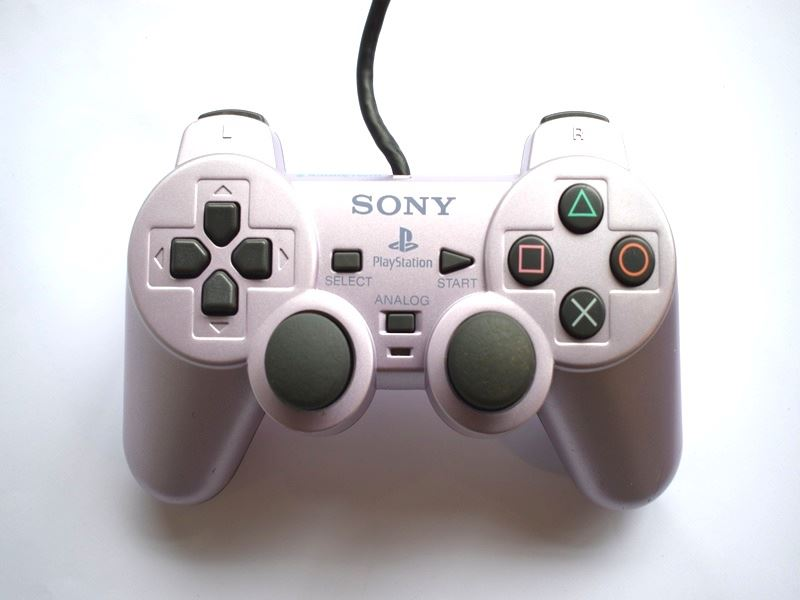 Original-Official-Sony-Dual-Shock-2-PS2-Wired-Controller-Pad-Multiple-Colours thumbnail 23