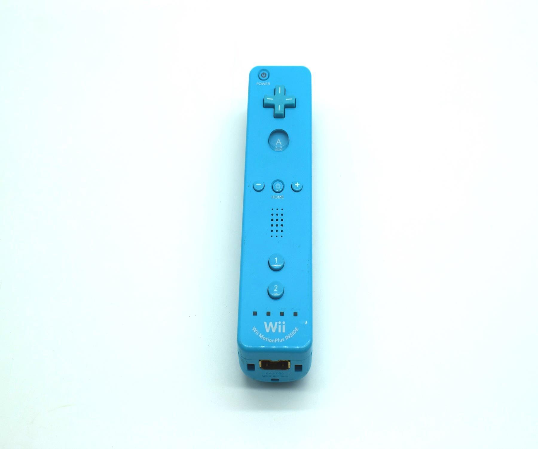Official-Nintendo-Wii-amp-Remote-U-Plus-Genuine-Original-Controller miniatuur 32