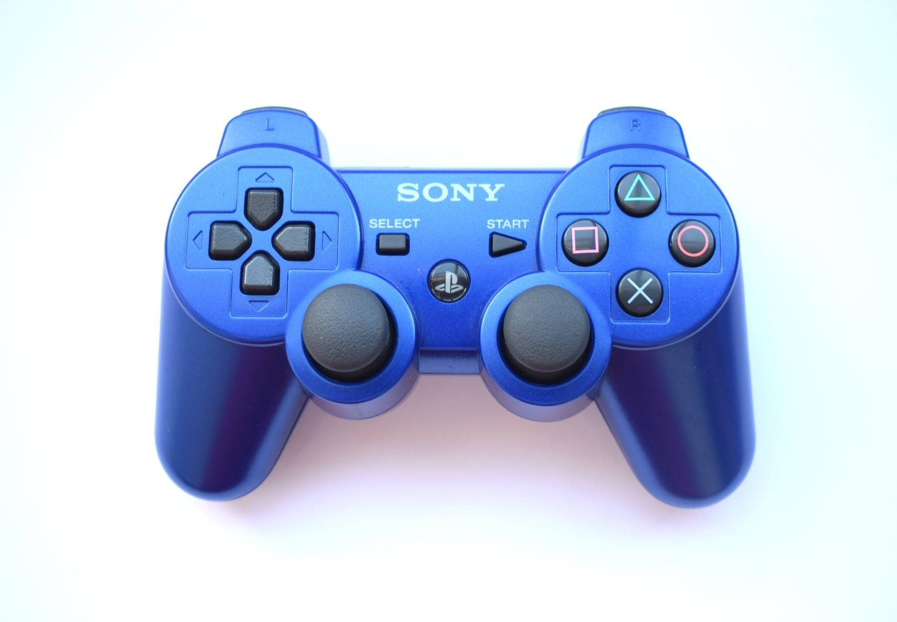 Official-Original-Sony-Playstation-Dual-Shock-3-PS3-Controller-Multiple-Colours thumbnail 7