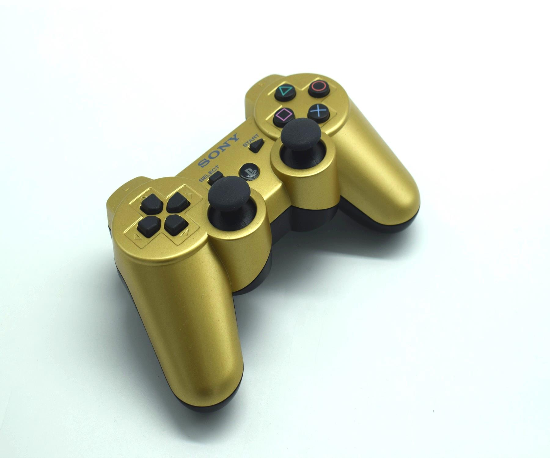 Official-Original-Sony-Playstation-Dual-Shock-3-PS3-Controller-Multiple-Colours thumbnail 24