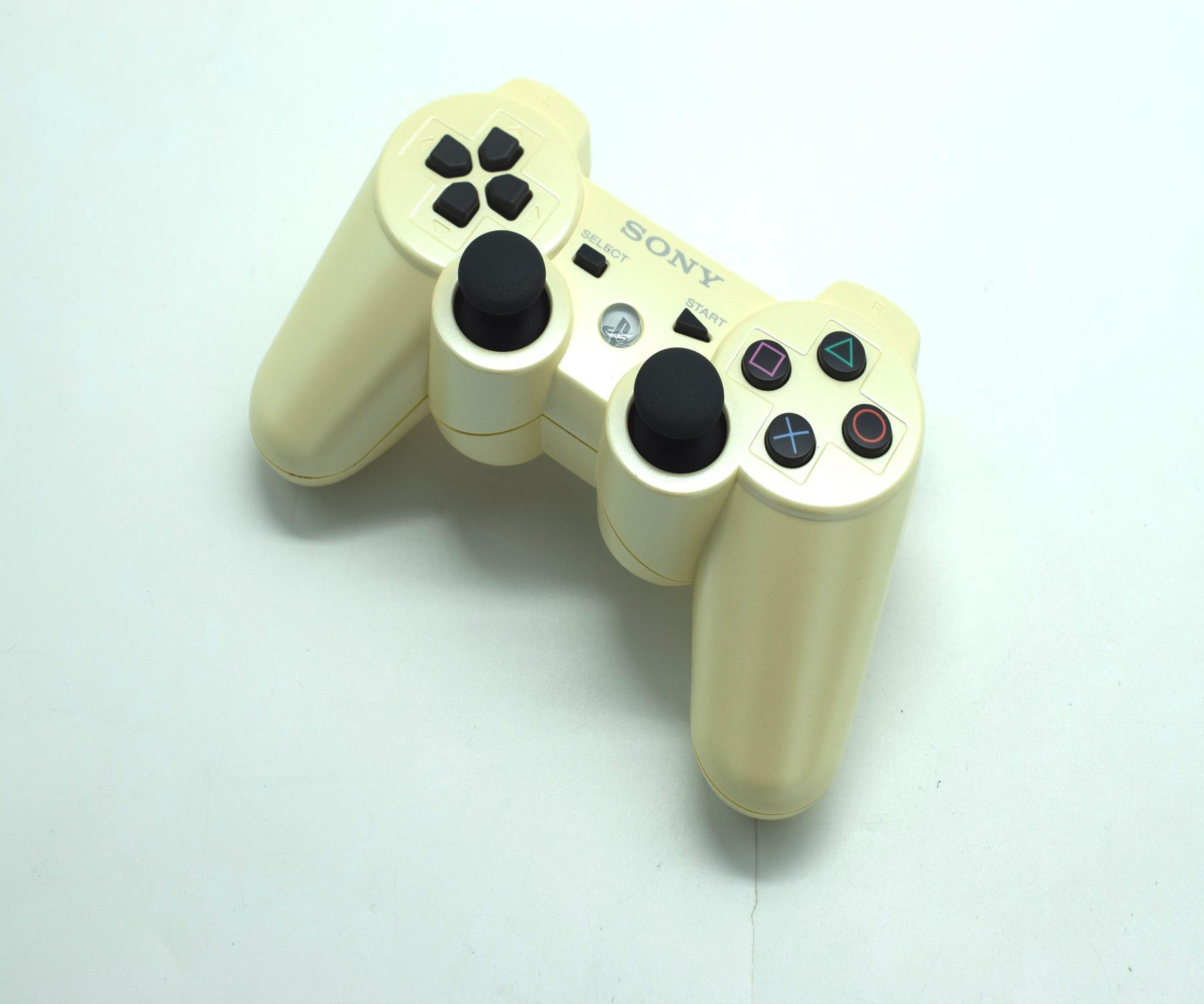 Official-Original-Sony-Playstation-Dual-Shock-3-PS3-Controller-Multiple-Colours thumbnail 41