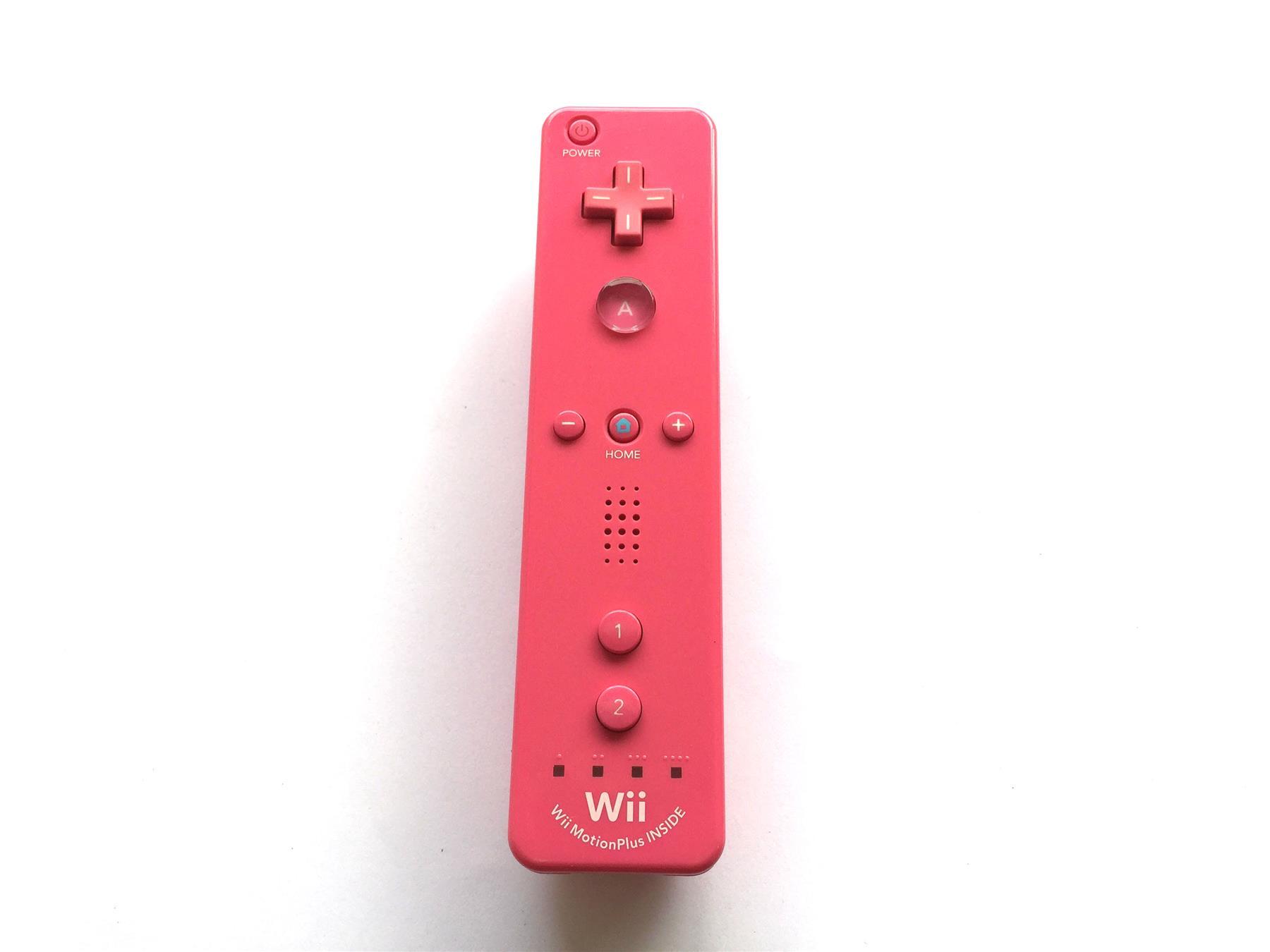 Official-Nintendo-Wii-amp-Remote-U-Plus-Genuine-Original-Controller miniatuur 36