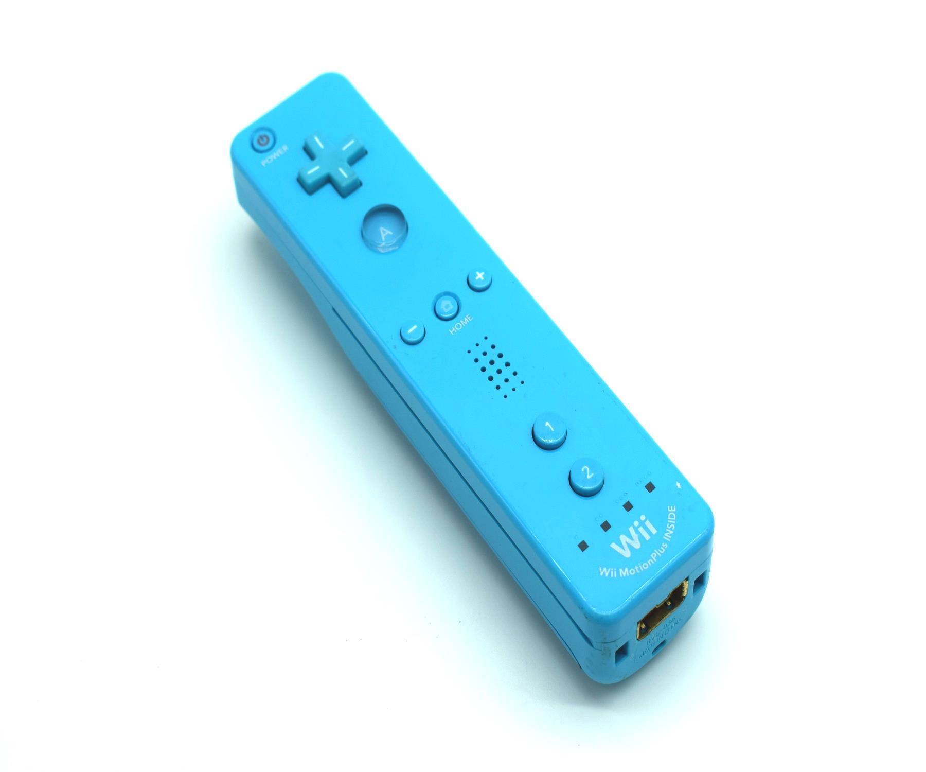 Official-Nintendo-Wii-amp-Remote-U-Plus-Genuine-Original-Controller miniatuur 33