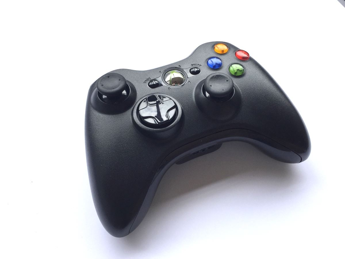 Official-Original-Genuine-Microsoft-Xbox-360-Controller-Pads-Various-Colours thumbnail 5