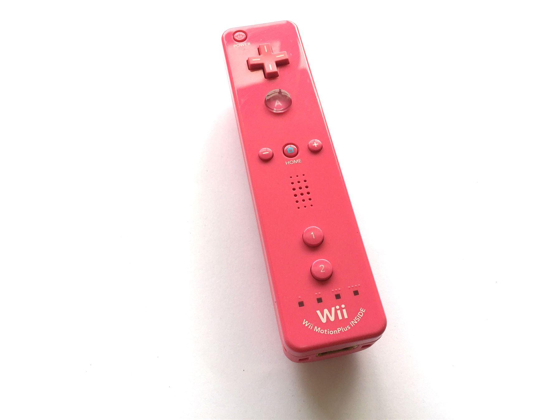 Official-Nintendo-Wii-amp-Remote-U-Plus-Genuine-Original-Controller miniatuur 51