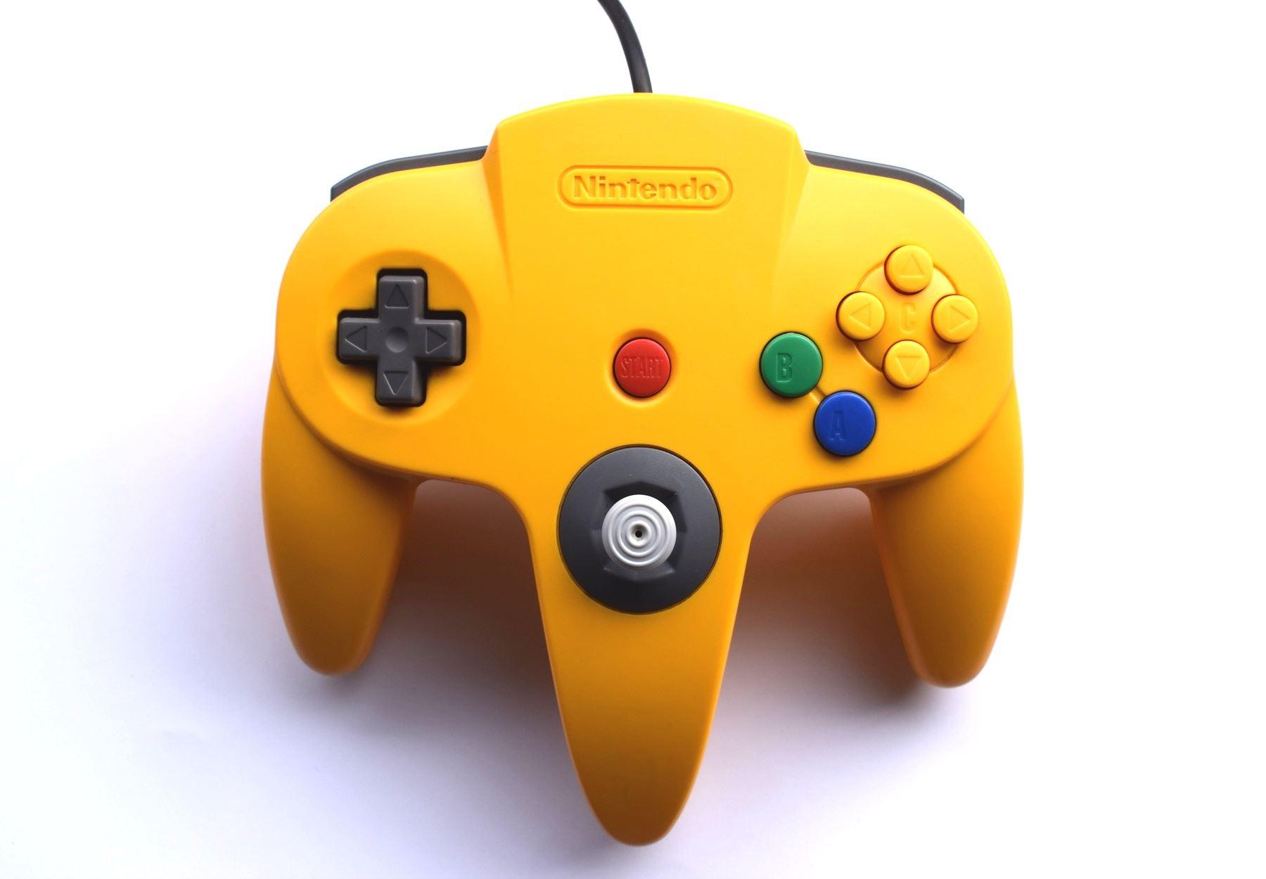Official-Original-Nintendo-64-N64-Genuine-Controller-Game-Pads