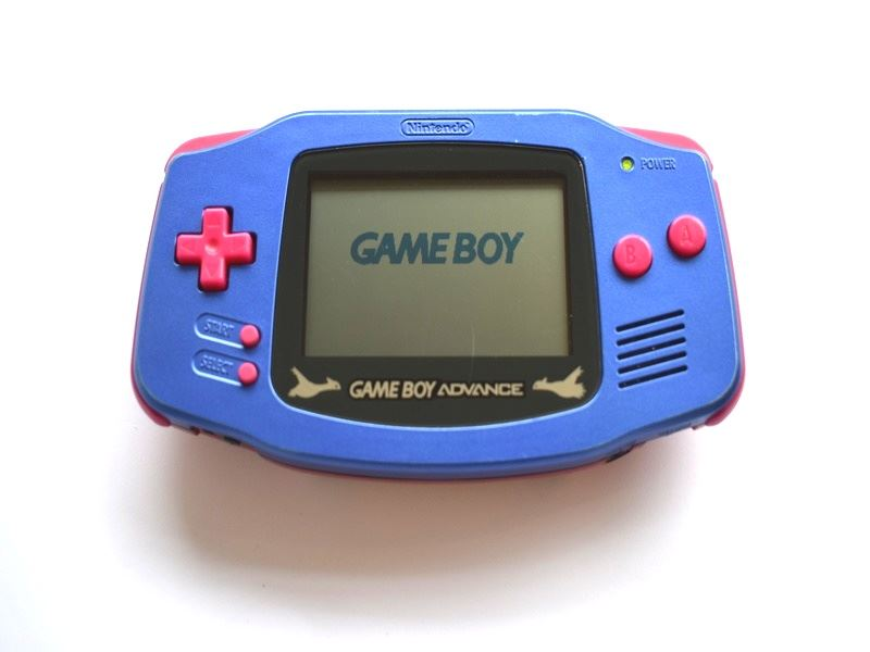 Nintendo-Gameboy-Advance-GBA-Handheld-Console-System-8-Colours-Available thumbnail 8