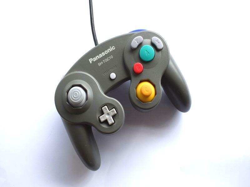 Nintendo-Gamecube-Ufficiale-Originale-Controller-Vari-Colori-Disponibile thumbnail 12