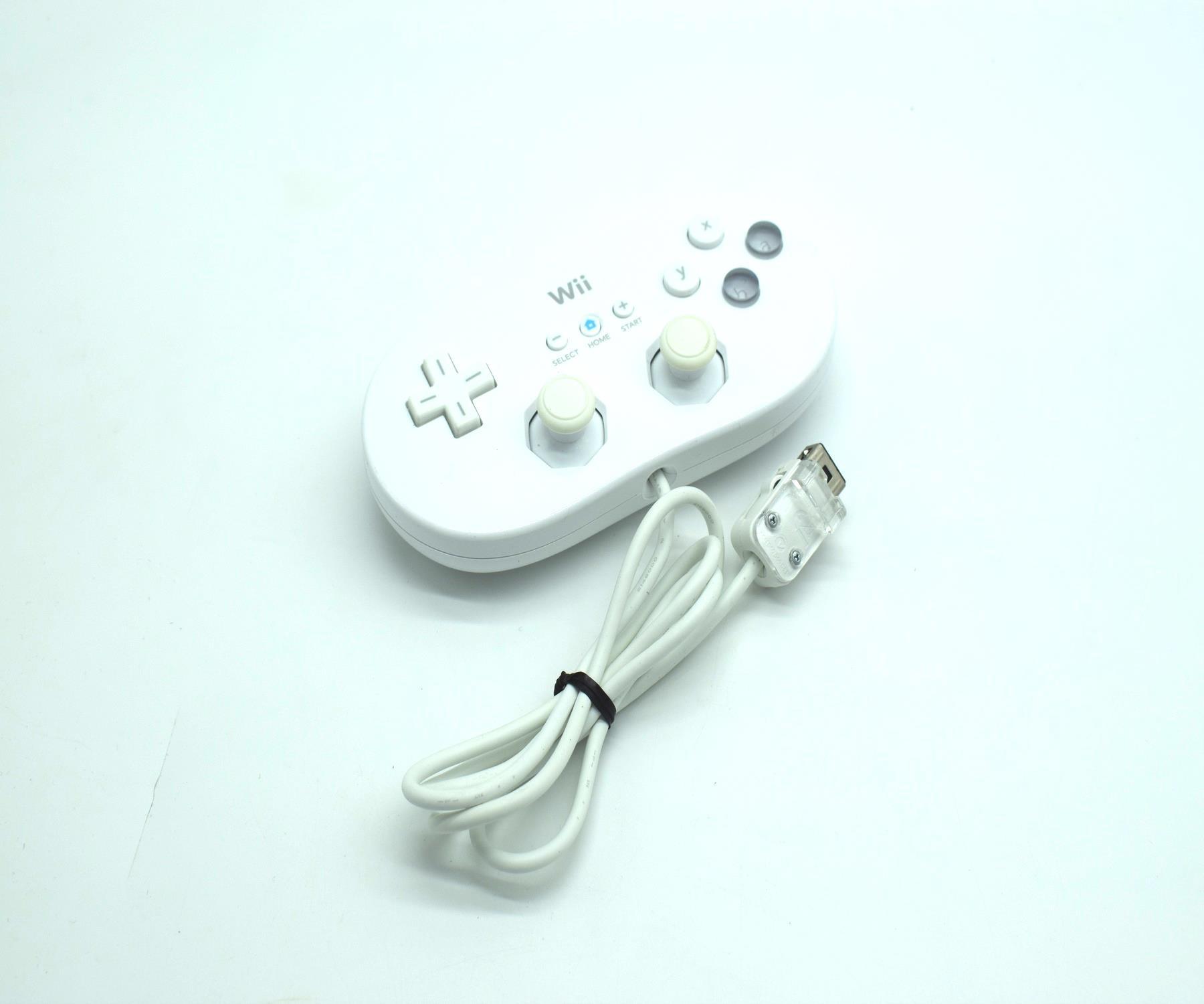 Official-Nintendo-Wii-amp-Remote-U-Plus-Genuine-Original-Controller miniatuur 25
