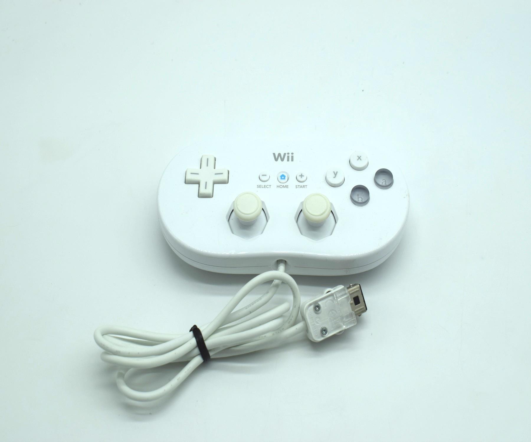 Official-Nintendo-Wii-amp-Remote-U-Plus-Genuine-Original-Controller miniatuur 24