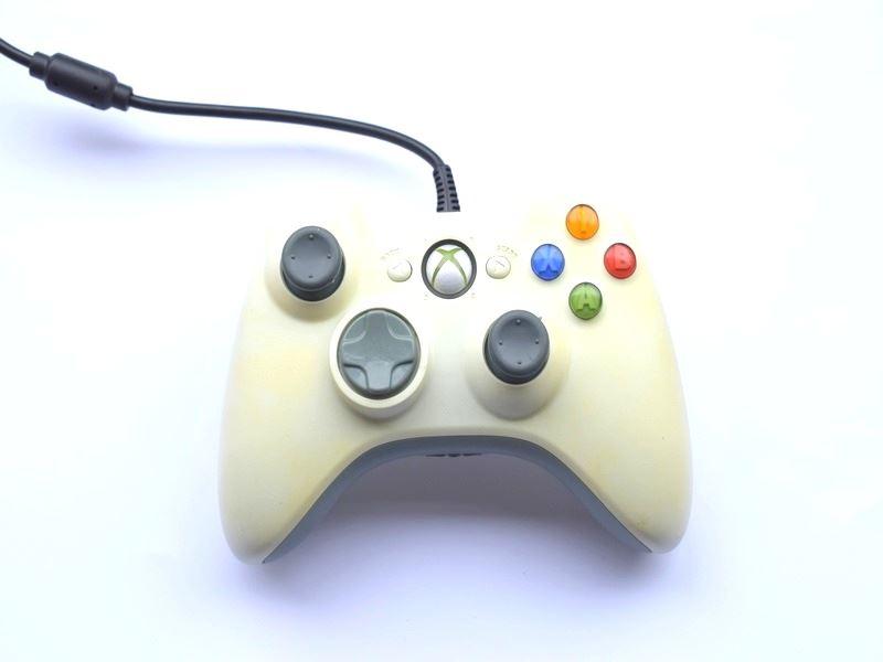 Official-Original-Genuine-Microsoft-Xbox-360-Controller-Pads-Various-Colours thumbnail 61
