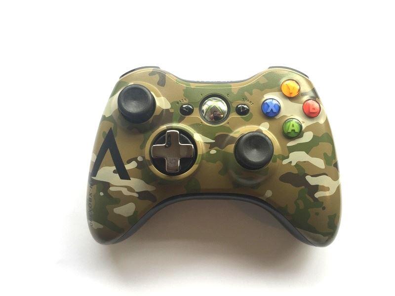 Official-Original-Genuine-Microsoft-Xbox-360-Controller-Pads-Various-Colours thumbnail 14