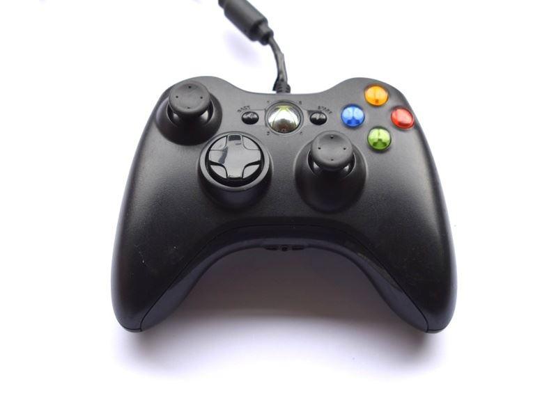 Official-Original-Genuine-Microsoft-Xbox-360-Controller-Pads-Various-Colours thumbnail 10