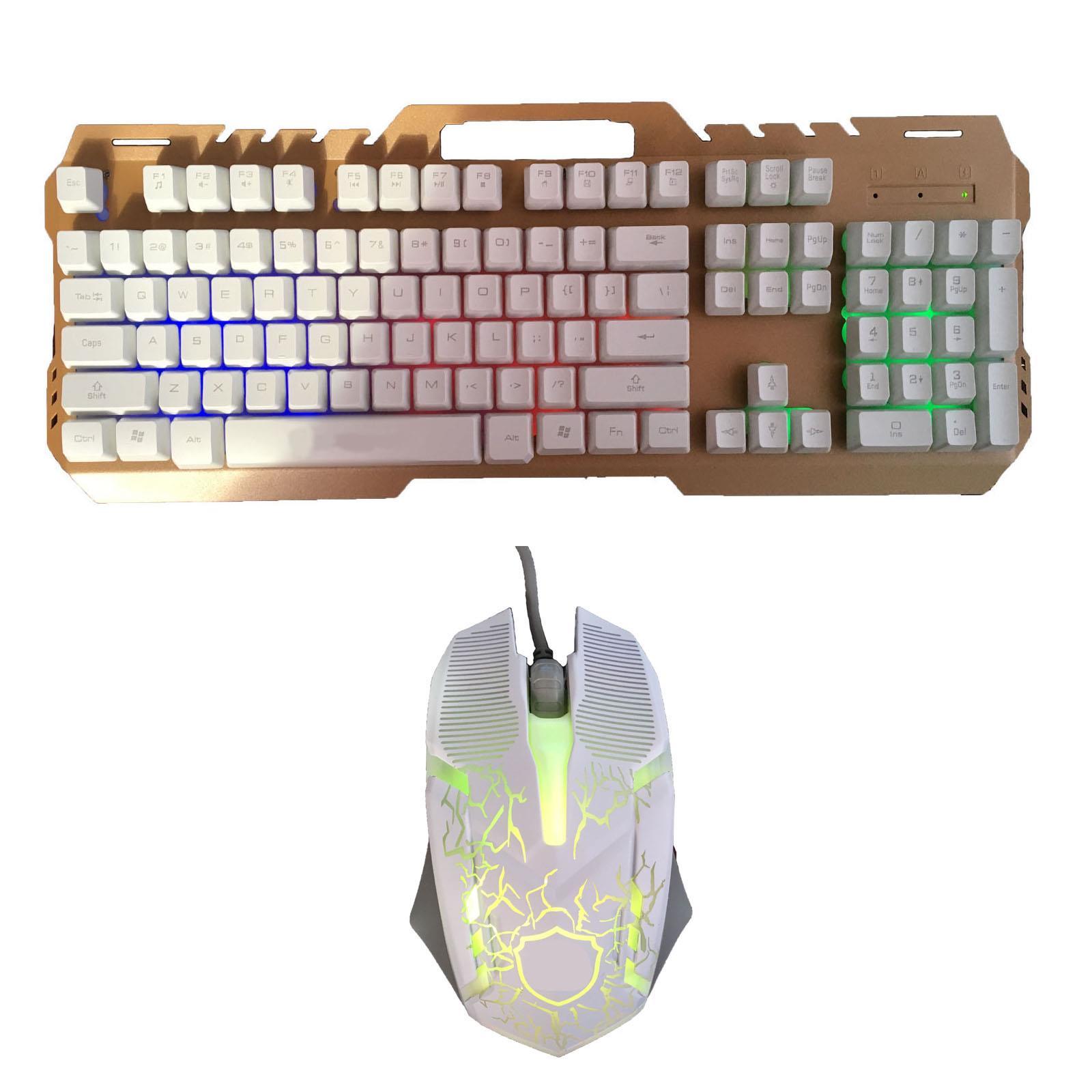 Gaming-Keyboard-Mouse-Backlit-Rainbow-LED-USB-Set-for-PC-Laptop-PS4-Xbox-One thumbnail 48