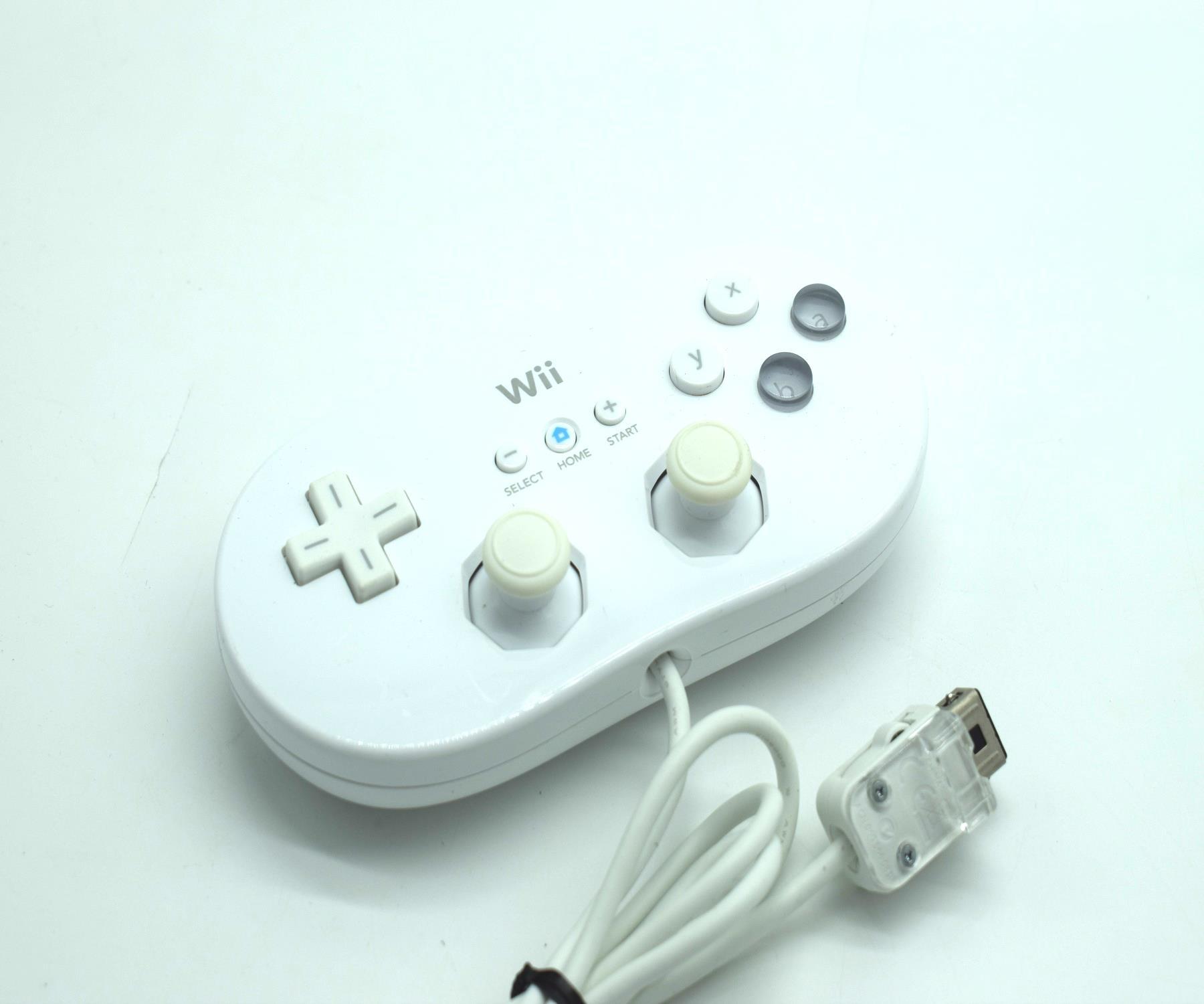 Official-Nintendo-Wii-amp-Remote-U-Plus-Genuine-Original-Controller miniatuur 21