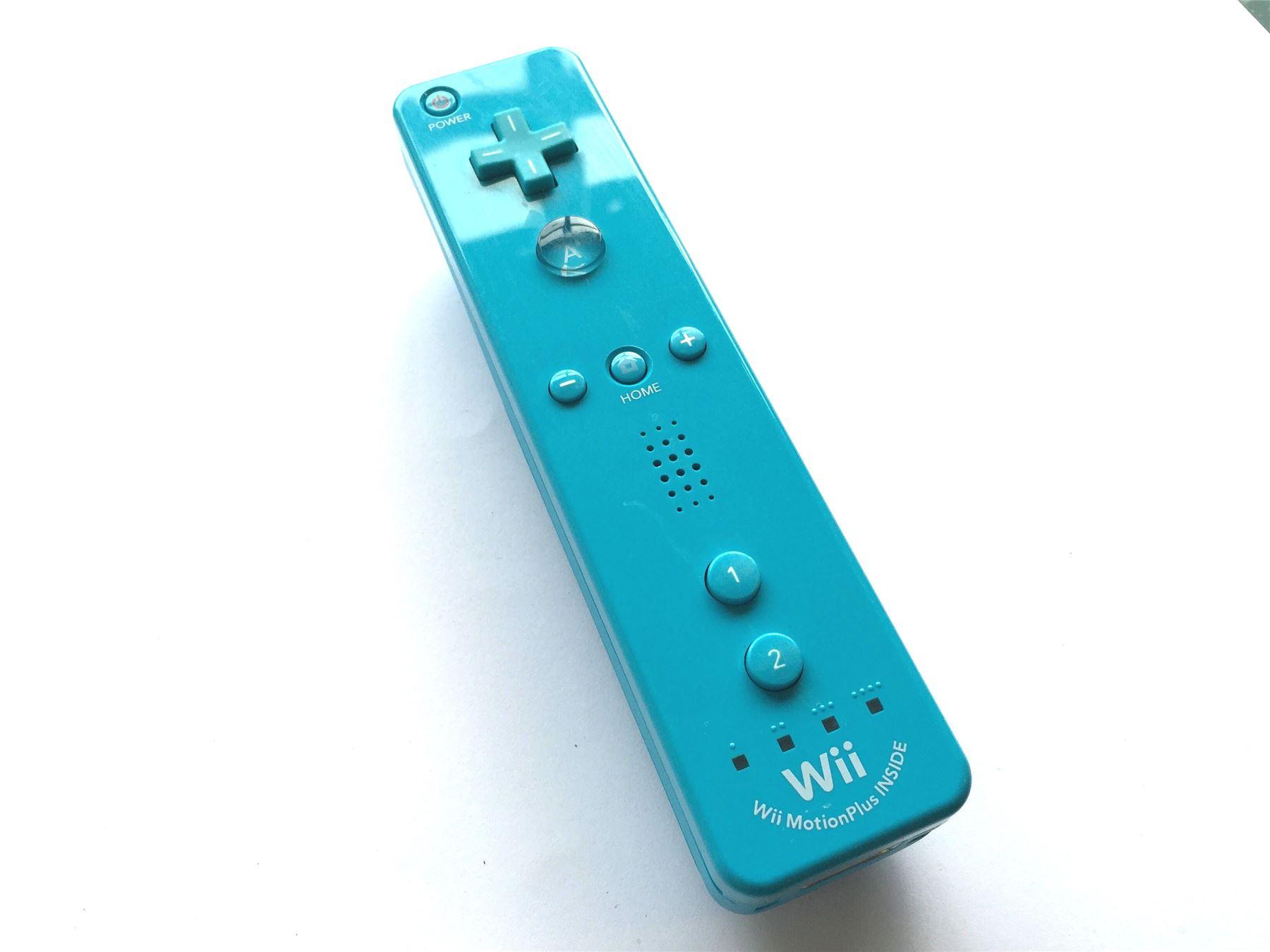 Official-Nintendo-Wii-amp-Remote-U-Plus-Genuine-Original-Controller miniatuur 49