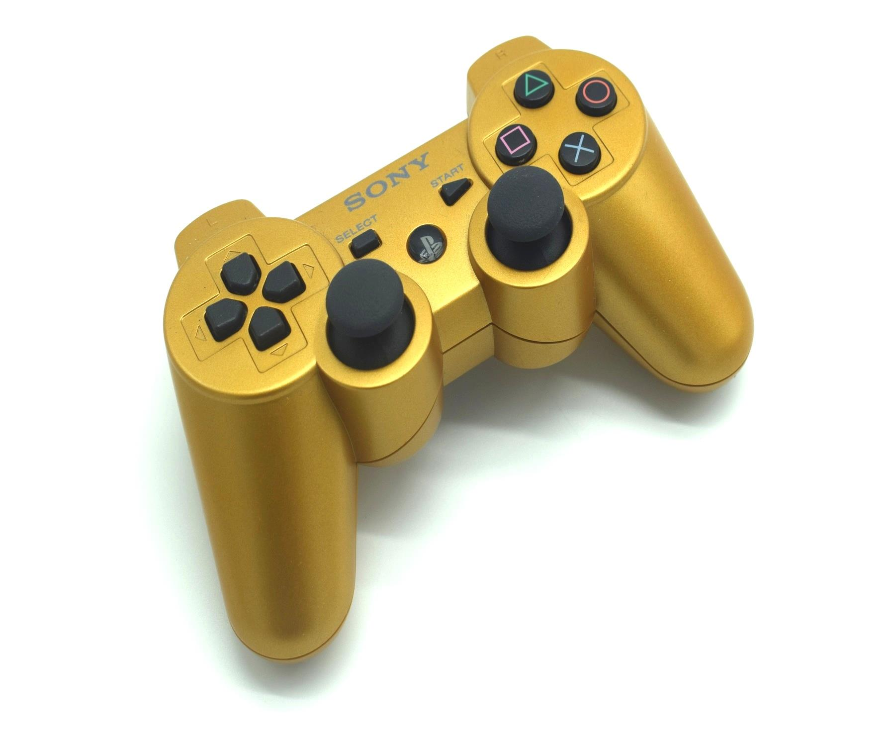 Official-Original-Sony-Playstation-Dual-Shock-3-PS3-Controller-Multiple-Colours thumbnail 22